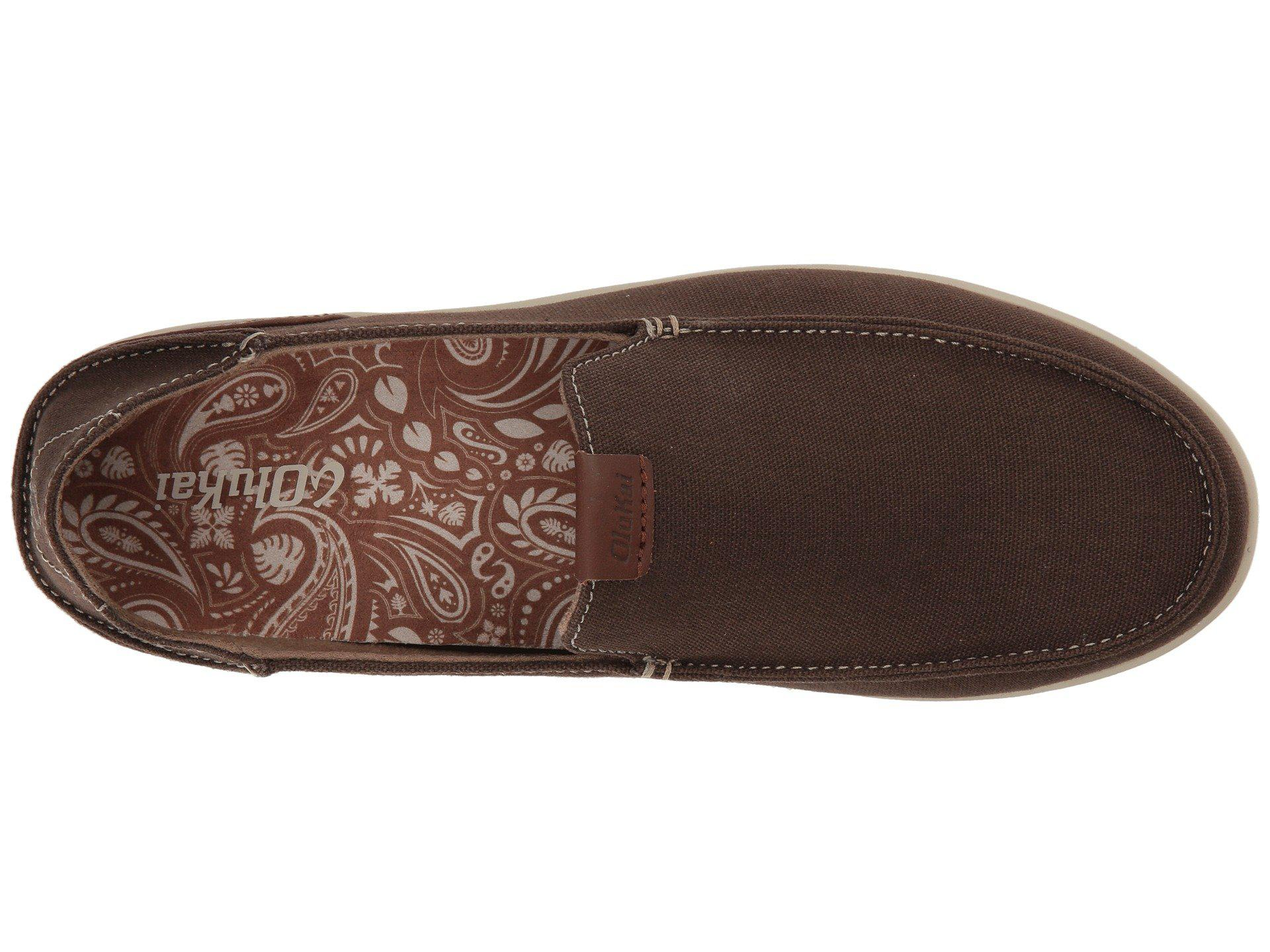 3b9ac0dfdde4 Olukai - Brown Manoa Slip-on (clay toffee) Men s Slip On Shoes. View  fullscreen