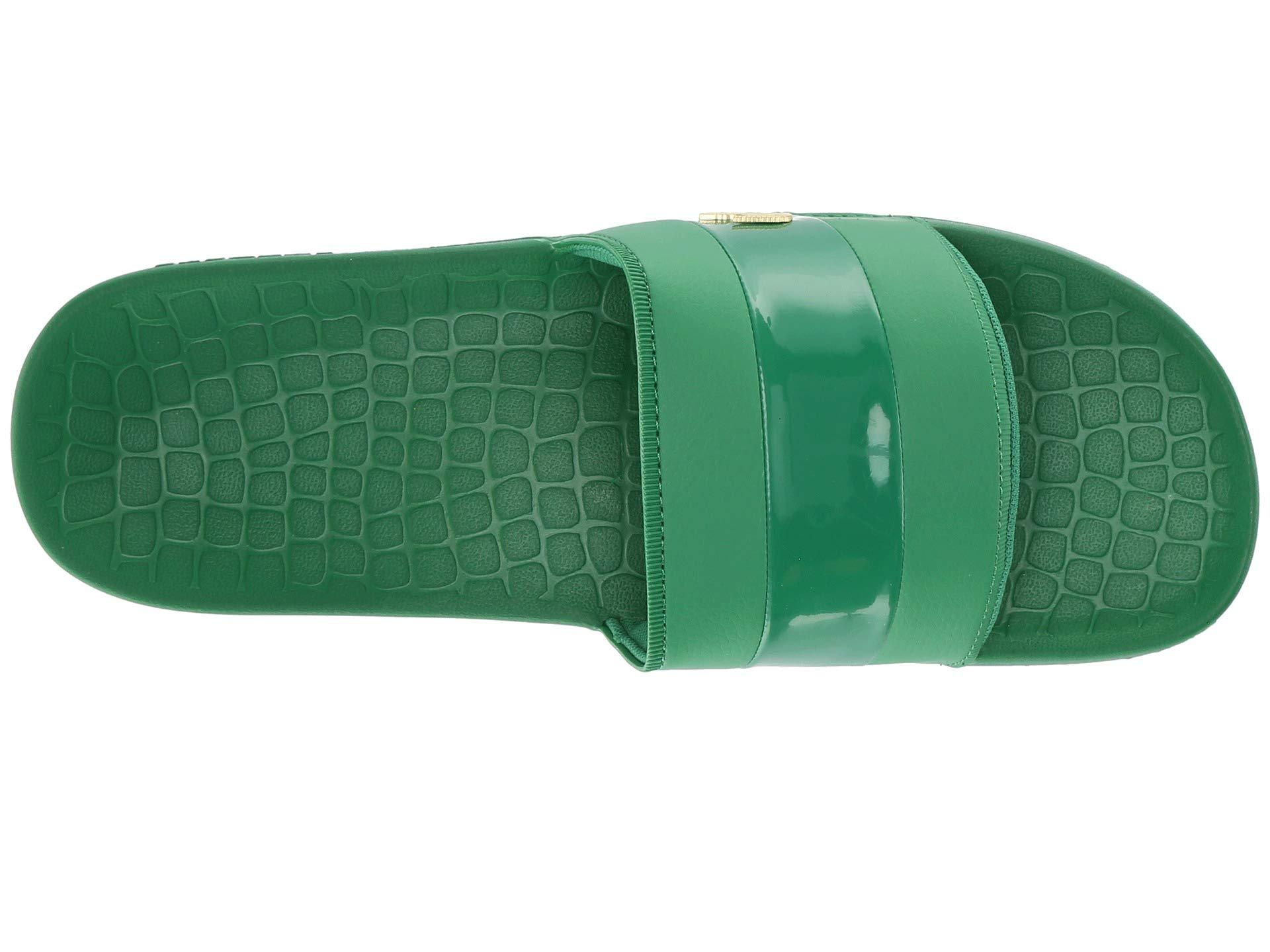 2e09bd98bd5758 Lacoste - Fraisier 118 1 U (green gold) Men s Shoes for Men -. View  fullscreen