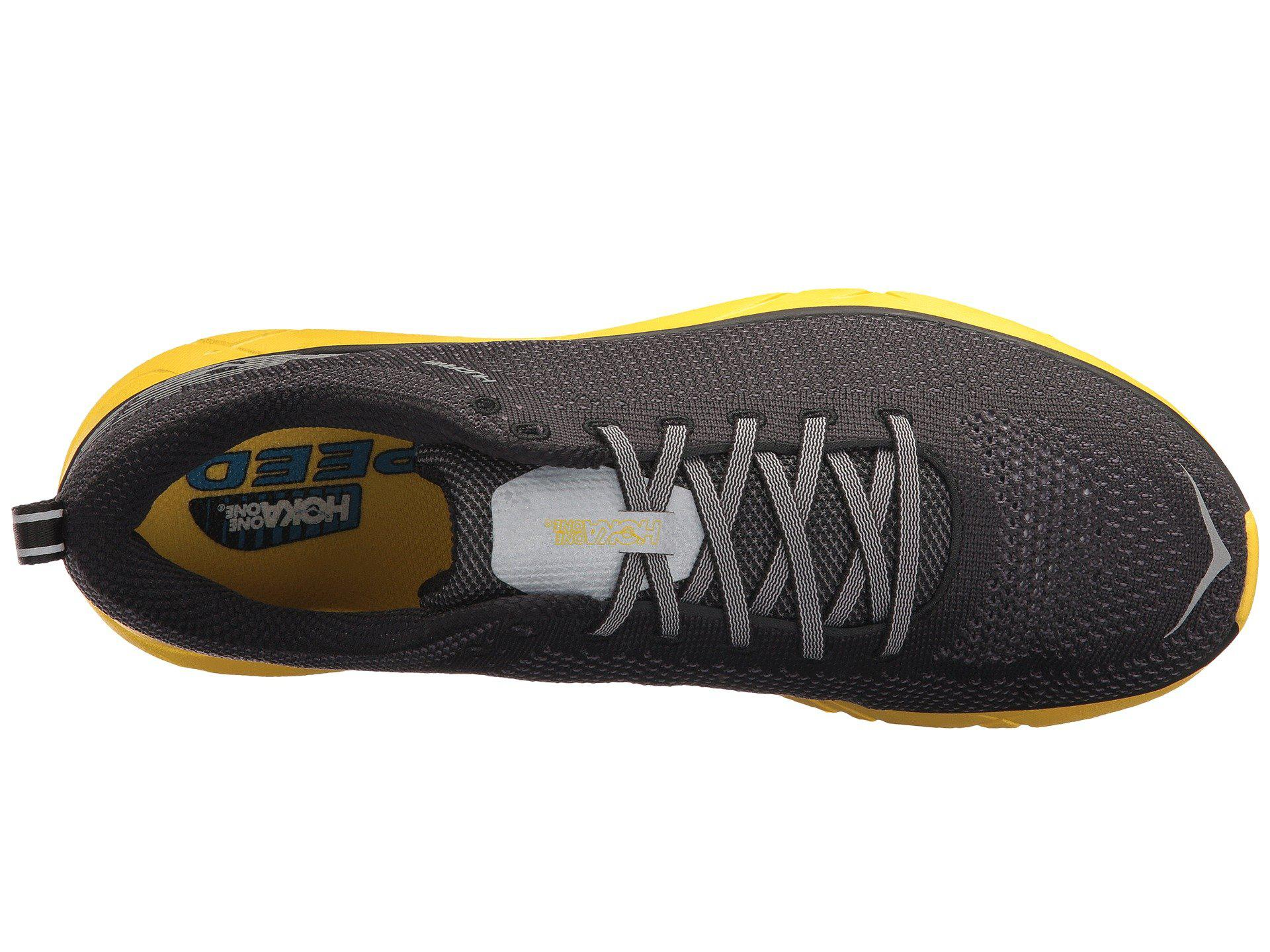 7bcc408e774a7 Hoka One One Multicolor Hupana 2 (black/blackened Pearl) Men's Running  Shoes for men