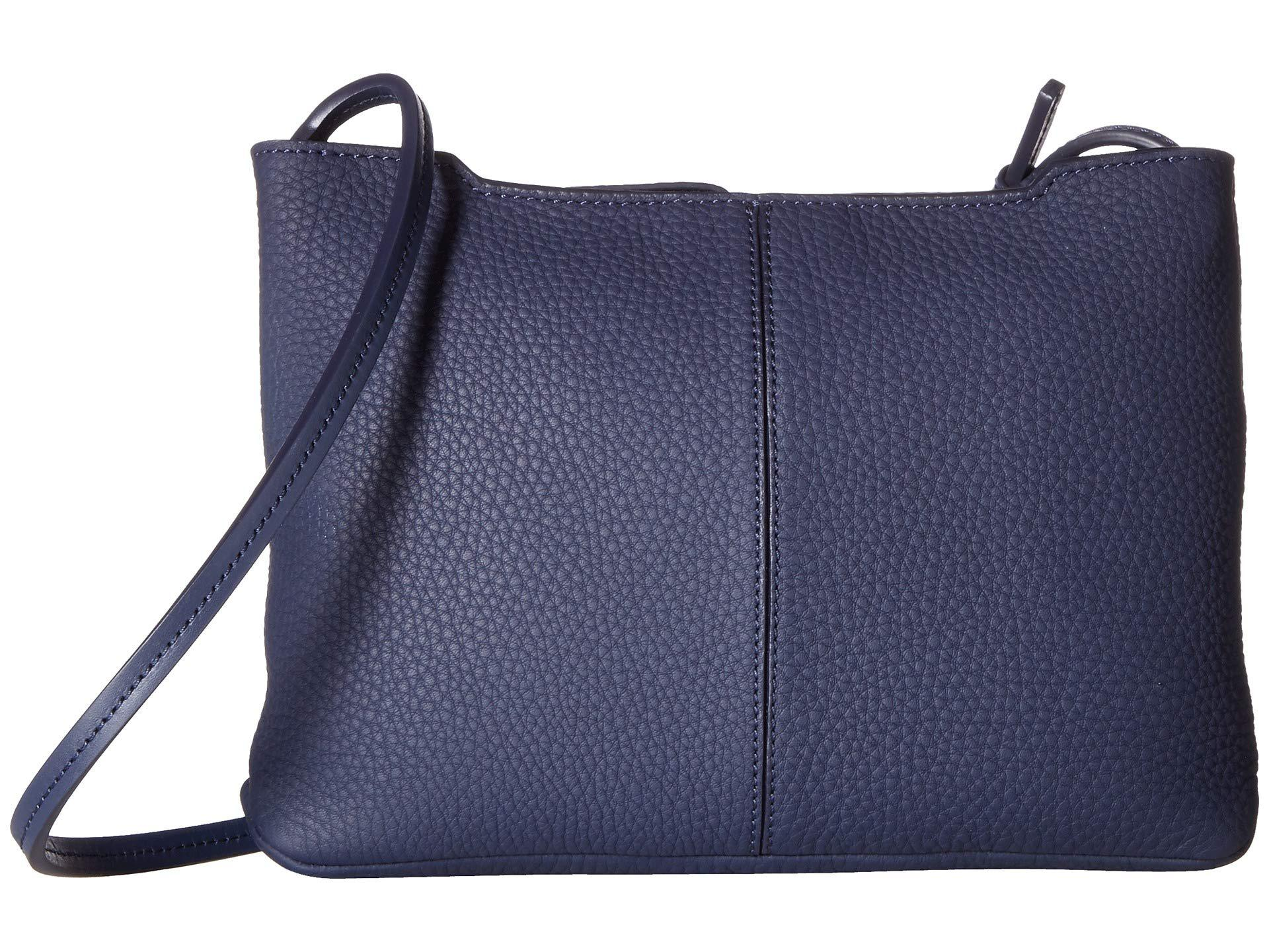 8626a70d38c4 Lyst - Ecco Jilin Small Crossbody (fired Brick) Cross Body Handbags ...