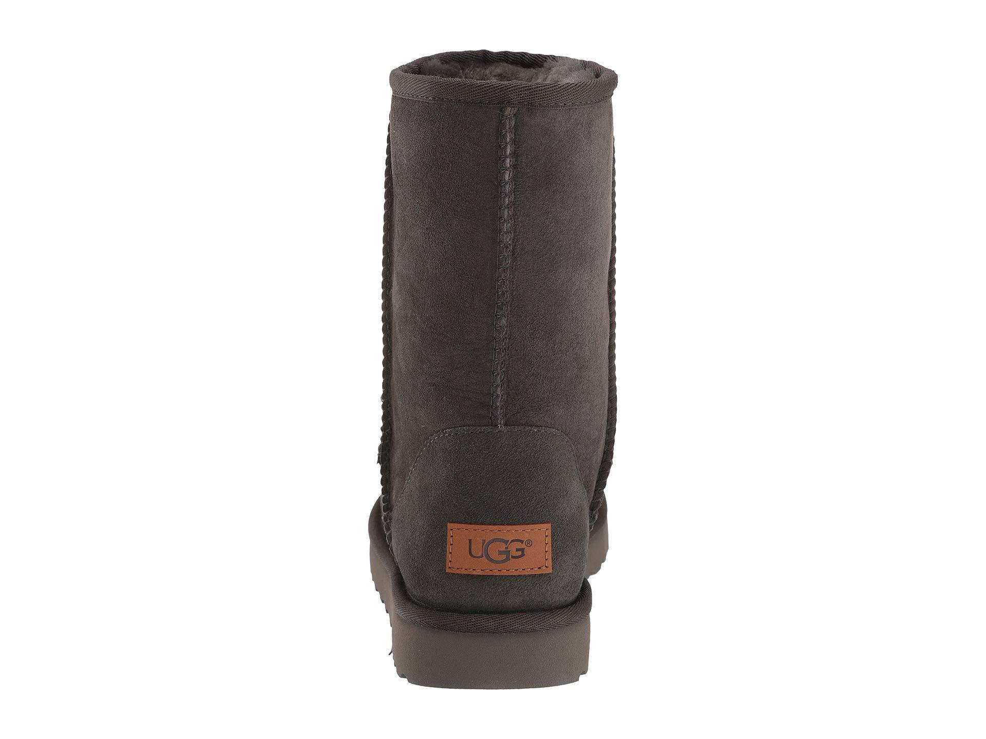 UGG Suede Classic Short Ii (black/olive