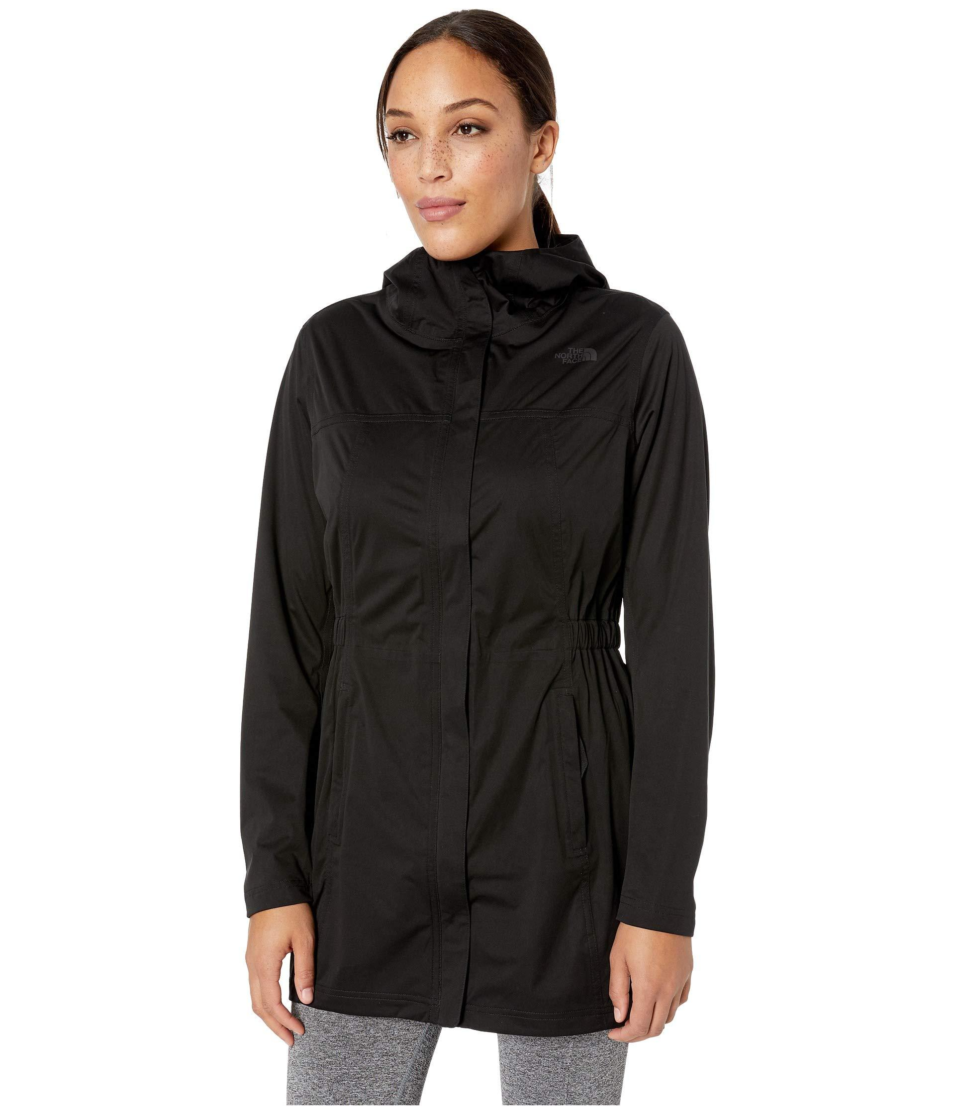 8919011a8ca3 Lyst - The North Face Allproof Stretch Parka (tnf Black) Women s Coat in  Black