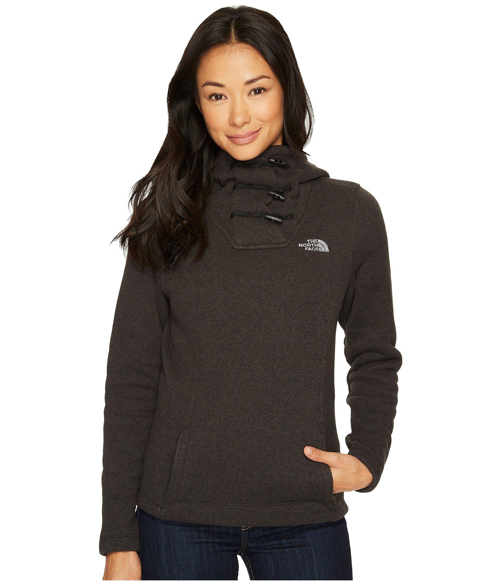 b101a32ac The North Face Black Crescent Hooded Pullover