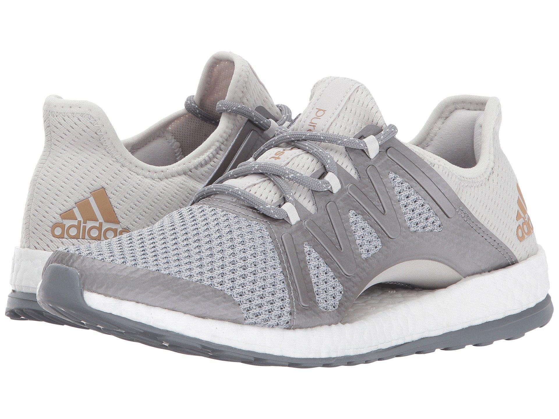 a7a318eaea1ea Lyst - adidas Originals Pureboost Xpose (core Black footwear White ...
