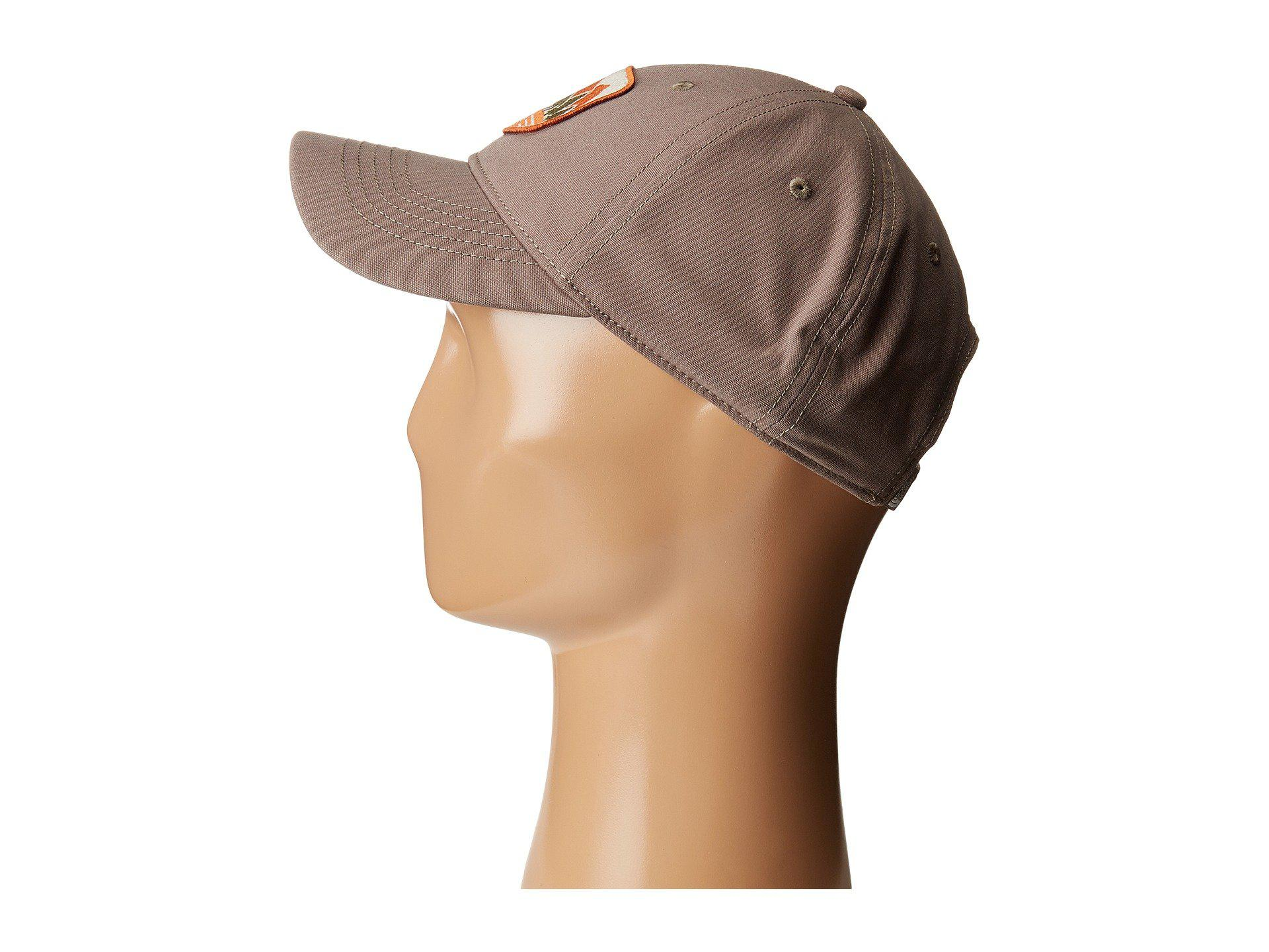 ea5490752 The North Face Canvas Work Ball Cap (falcon Brown/new Taupe Green/vintage  White (prior Season)) Baseball Caps for men