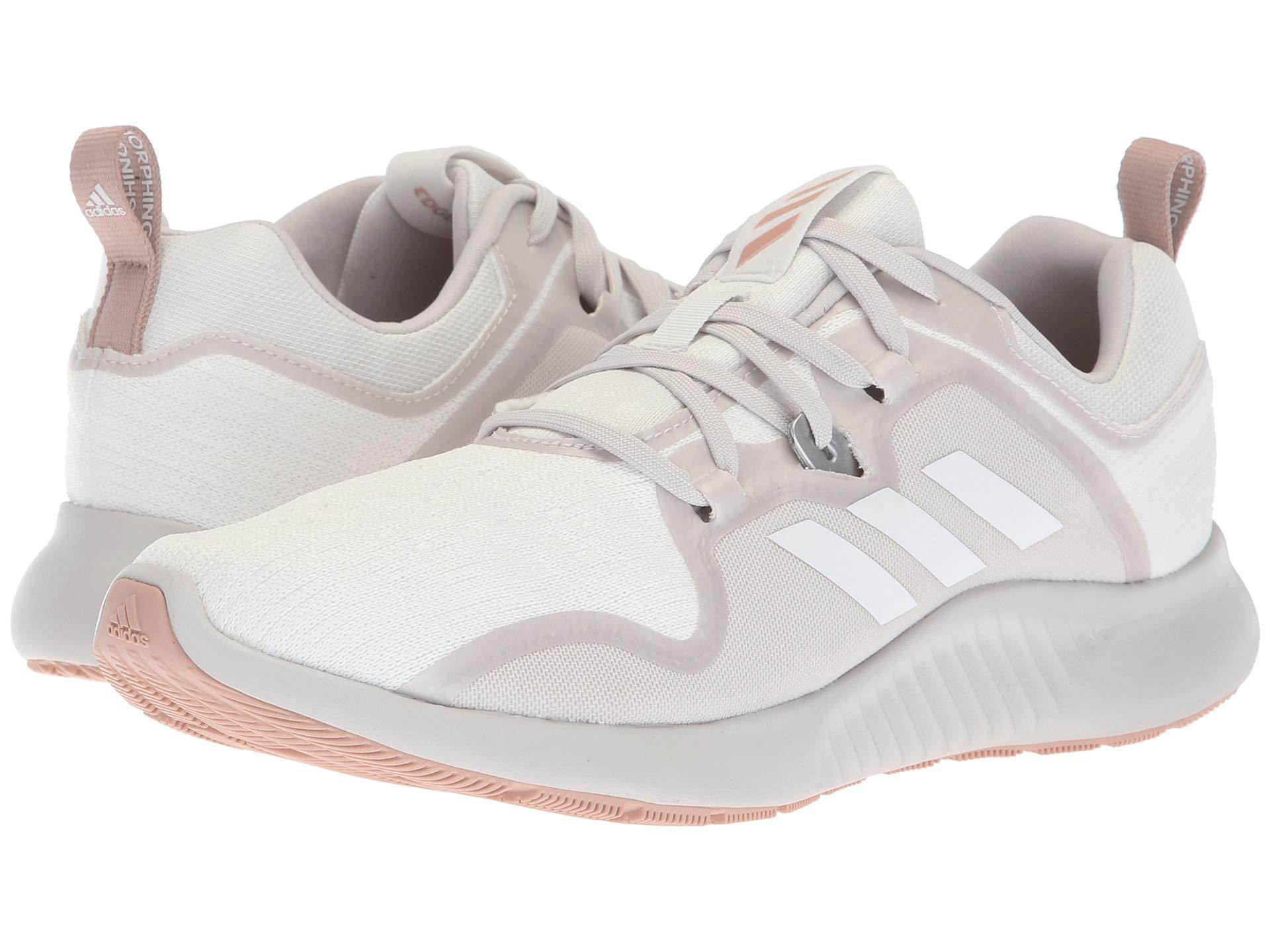 watch e0b04 c7af7 adidas Originals. White Edgebounce (blackblacknight Metallic) Womens  Shoes