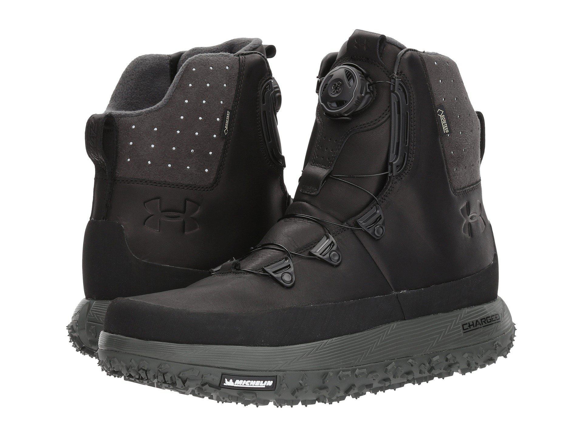 online retailer 87dc9 458a5 Men's Black Ua Fat Tire Govie Se