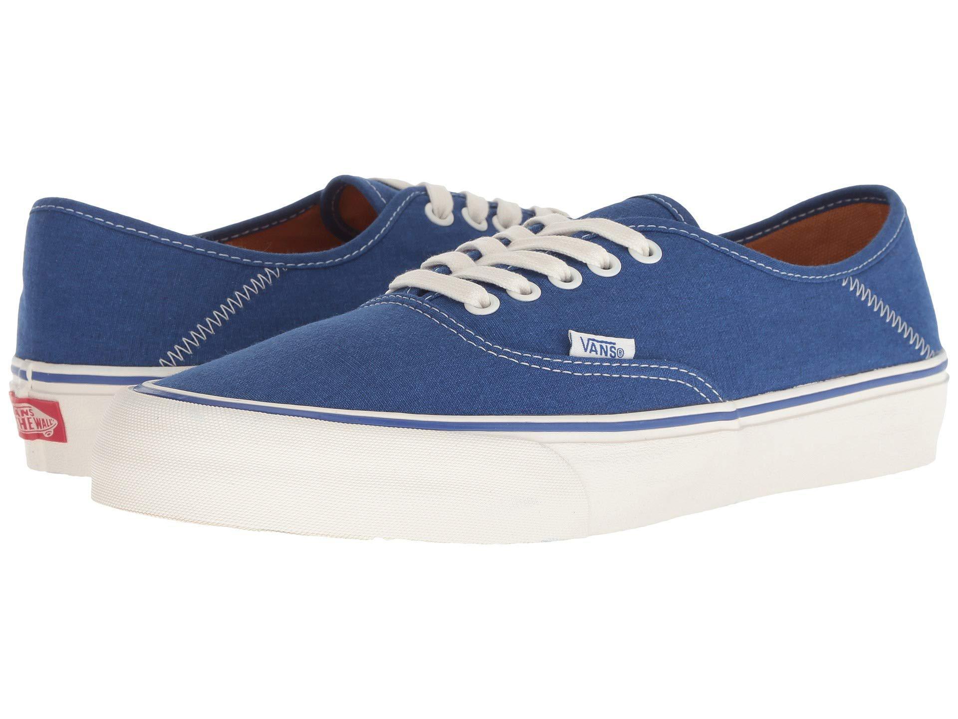 a9849871d8 Lyst - Vans Authentic Sf ((salt Wash) True Blue marshmallow) Men s ...