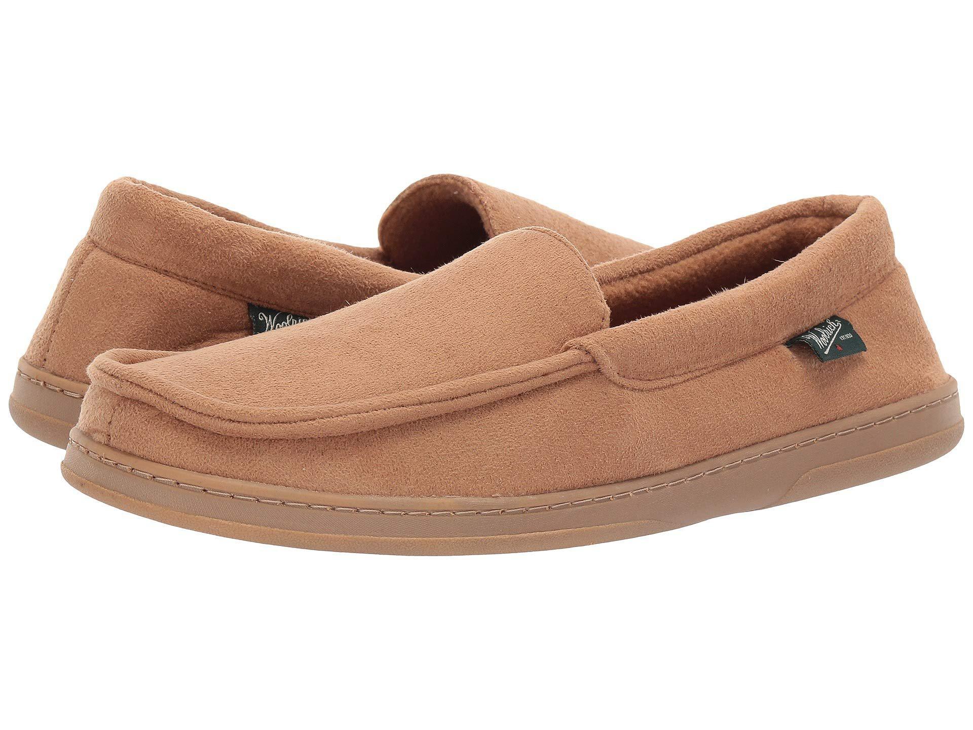 63e8be0d6fe Woolrich Brown Venetian (chestnut) Slippers for men