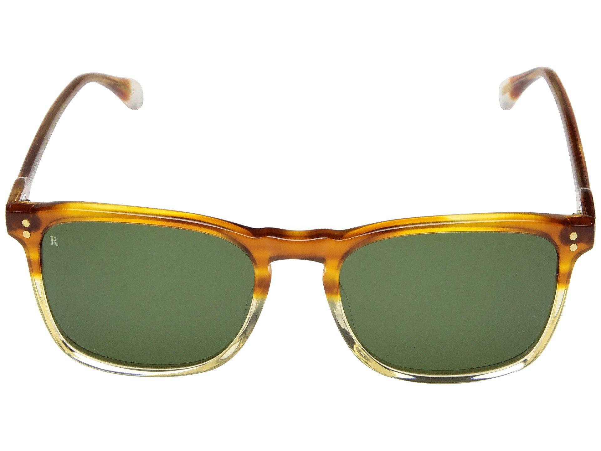 dfa19acb111 Raen - Green Wiley (tokyo Tortoise Bronze Polarized) Polarized Fashion  Sunglasses - Lyst. View fullscreen