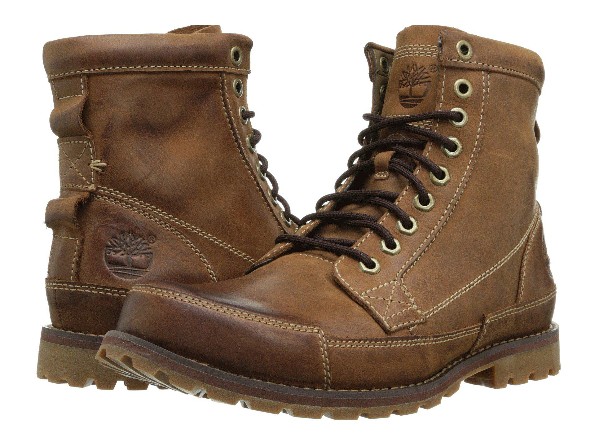 Timberland Earthkeepers R Rugged Original Leather 6 Boot