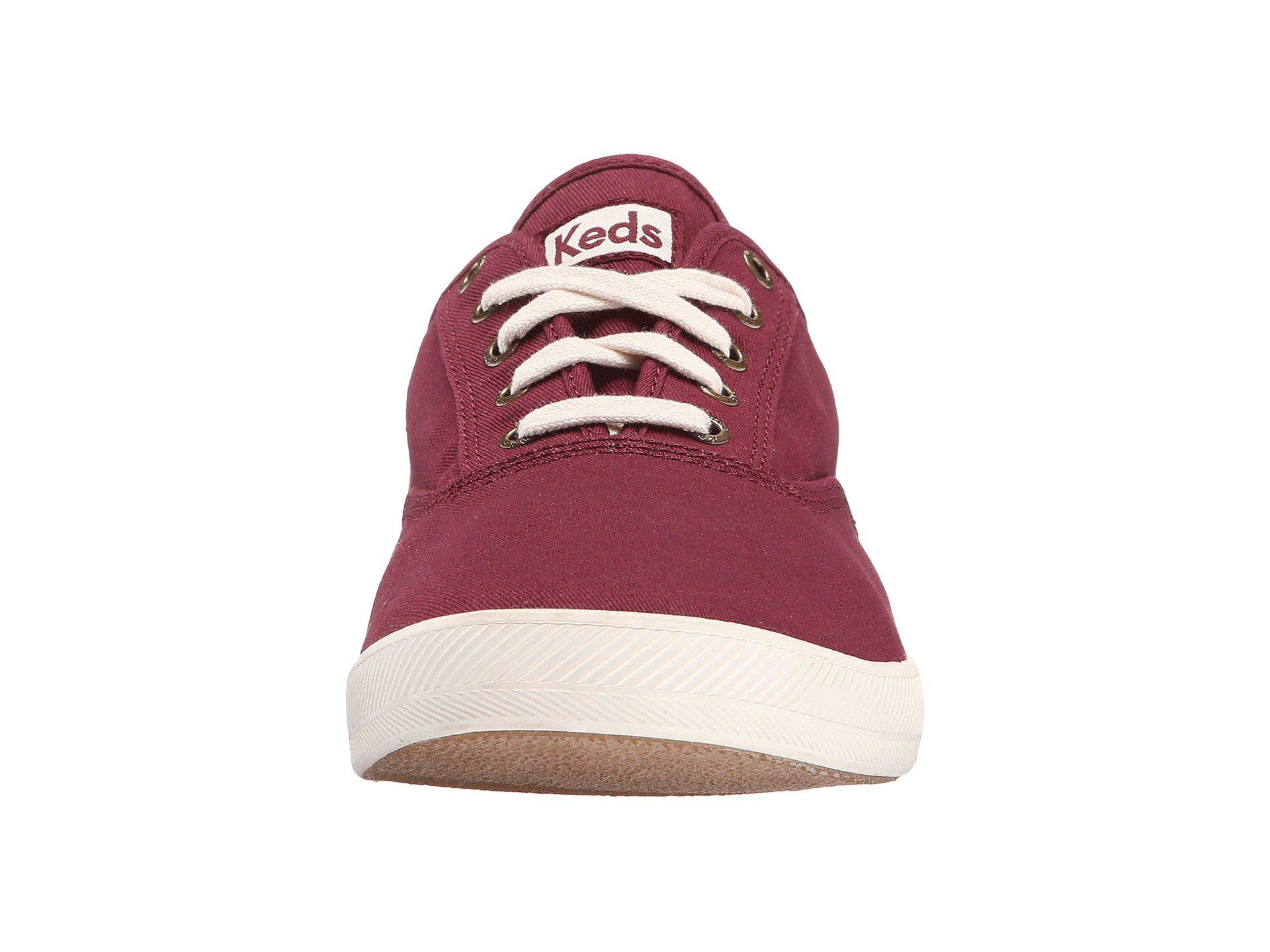 5bc747543c389 Lyst - Keds Champion-army Twill Cvo in Purple for Men