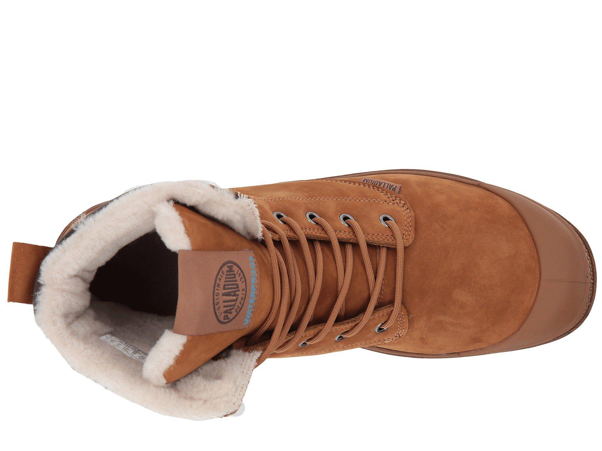 9aa2301ee3b Men's Brown Pampa Sport Cuff Wps (mahogany/chocolate) Boots