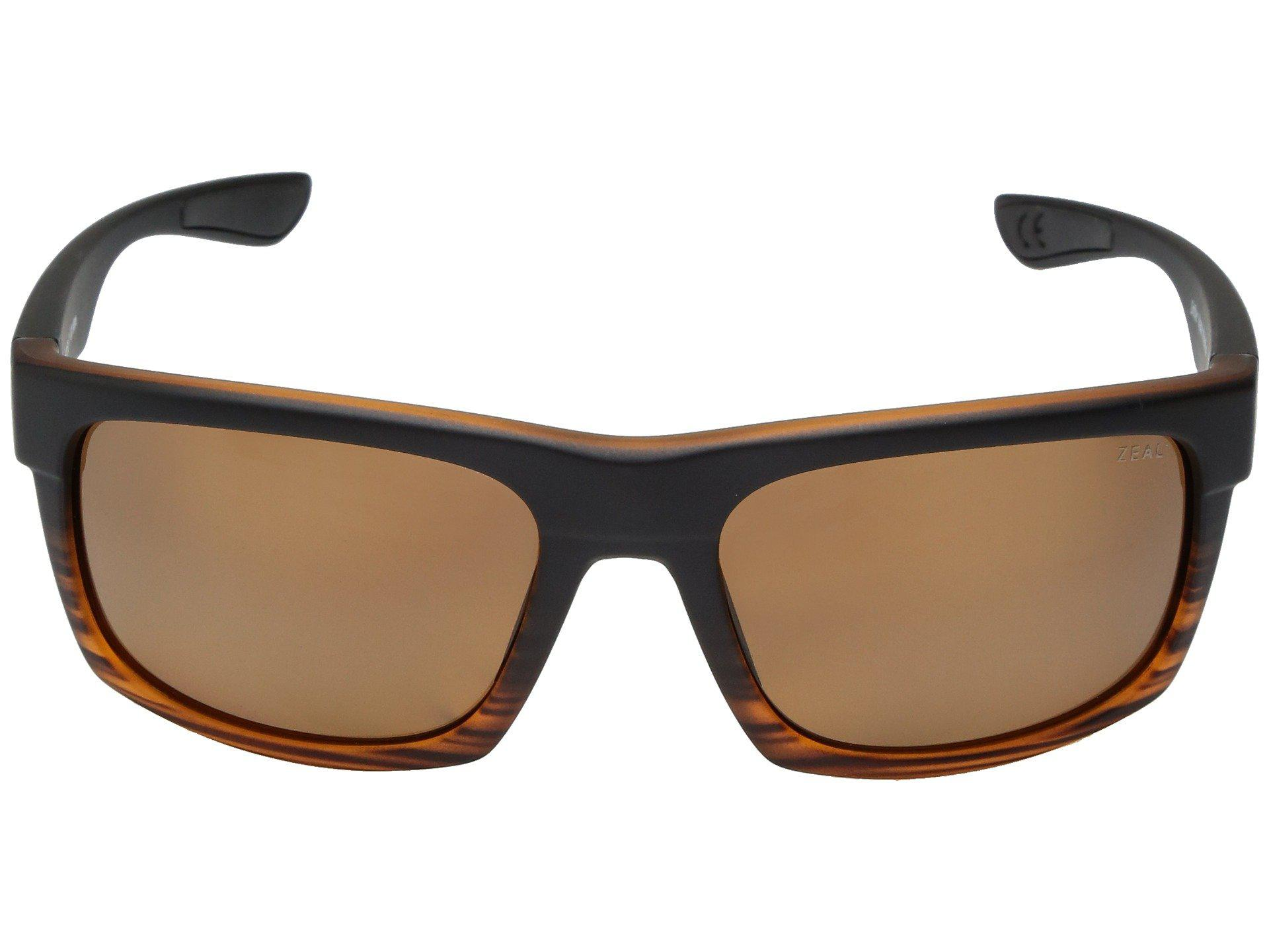e32c75dfa81 Zeal Optics - Multicolor Drifter (torched Woodgrain W  Polarized Copper Lens)  Sport Sunglasses. View fullscreen