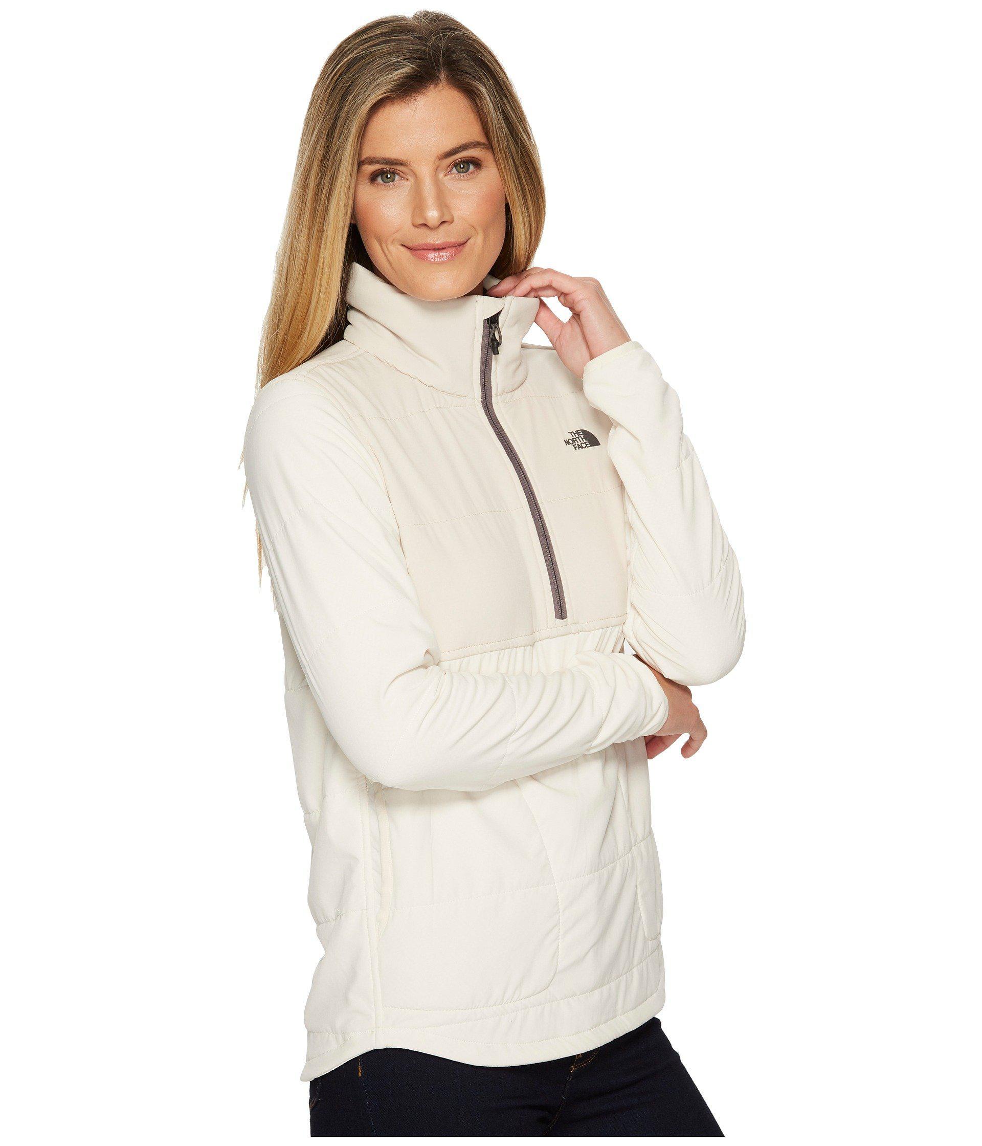 080c53cfc Natural Mountain Sweatshirt 1/4 Zip (mid Grey/asphalt Grey) Women's  Sweatshirt