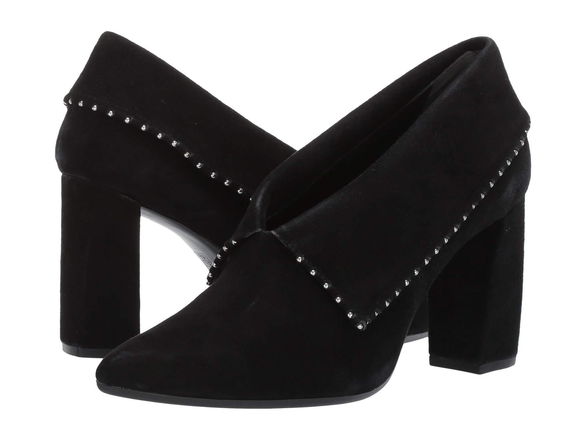 b78a3fe72e6 Lyst - Aerosoles Wordsmith (wine Suede) Women s Shoes in Black