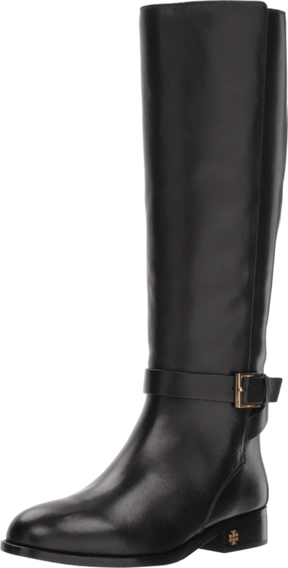 879d60934cf Women's Black Brooke 25mm Knee Boot