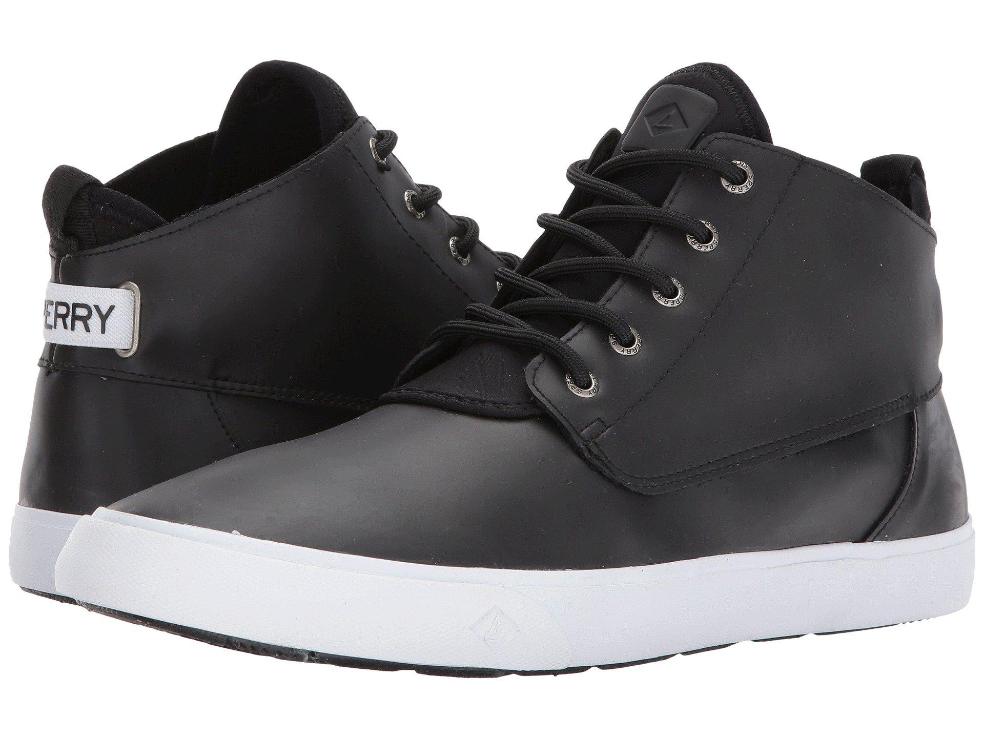Sperry Top-Sider Cutwater Chukka Rubber