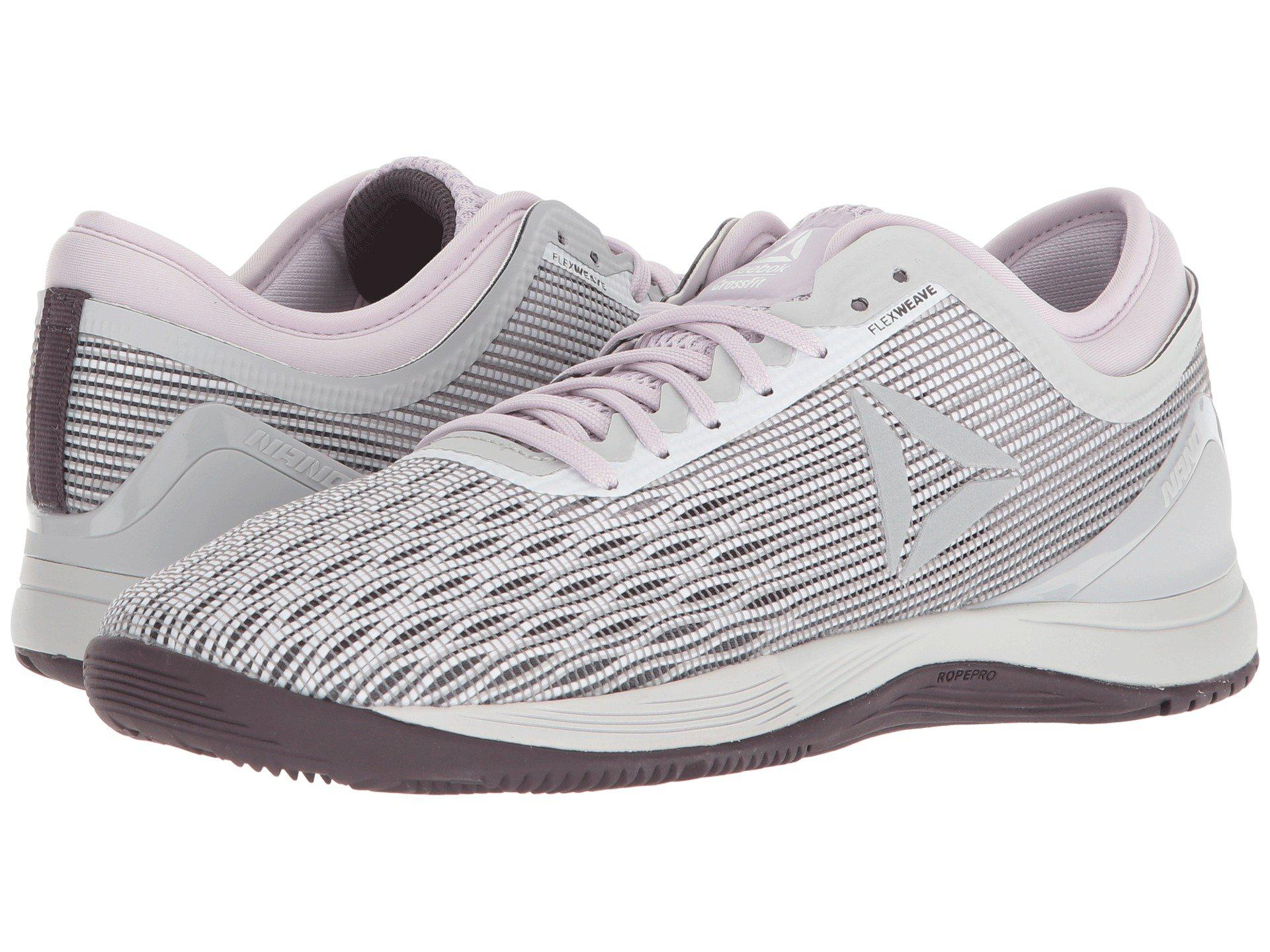 406bbb1d4c82 Lyst - Reebok Crossfit(r) Nano 8.0 (twisted Berry twisted Pink white ...