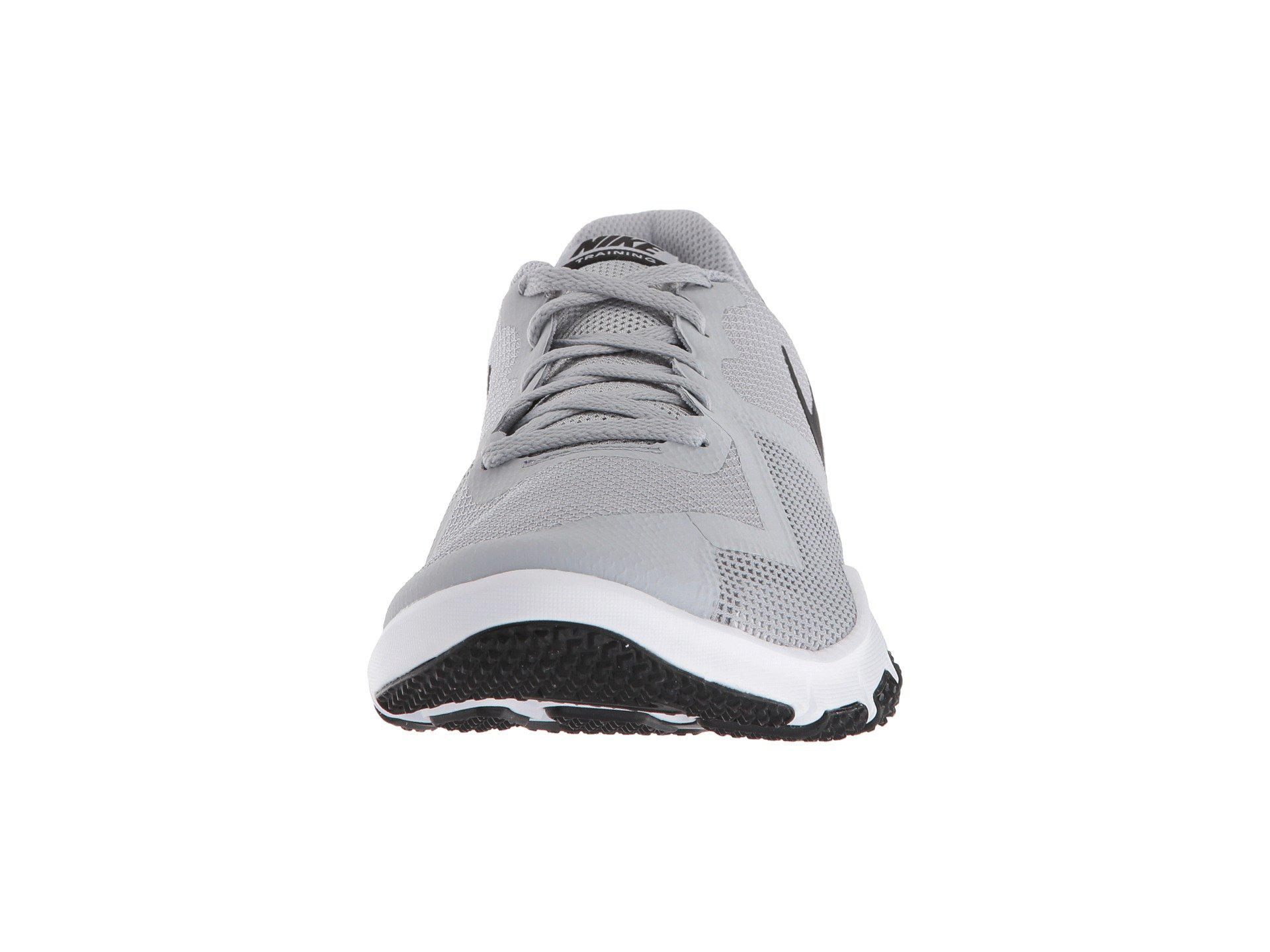 aafbab5d2d1c3 Lyst - Nike Flex Control Ii (wolf Grey black white cool Grey) Men s ...