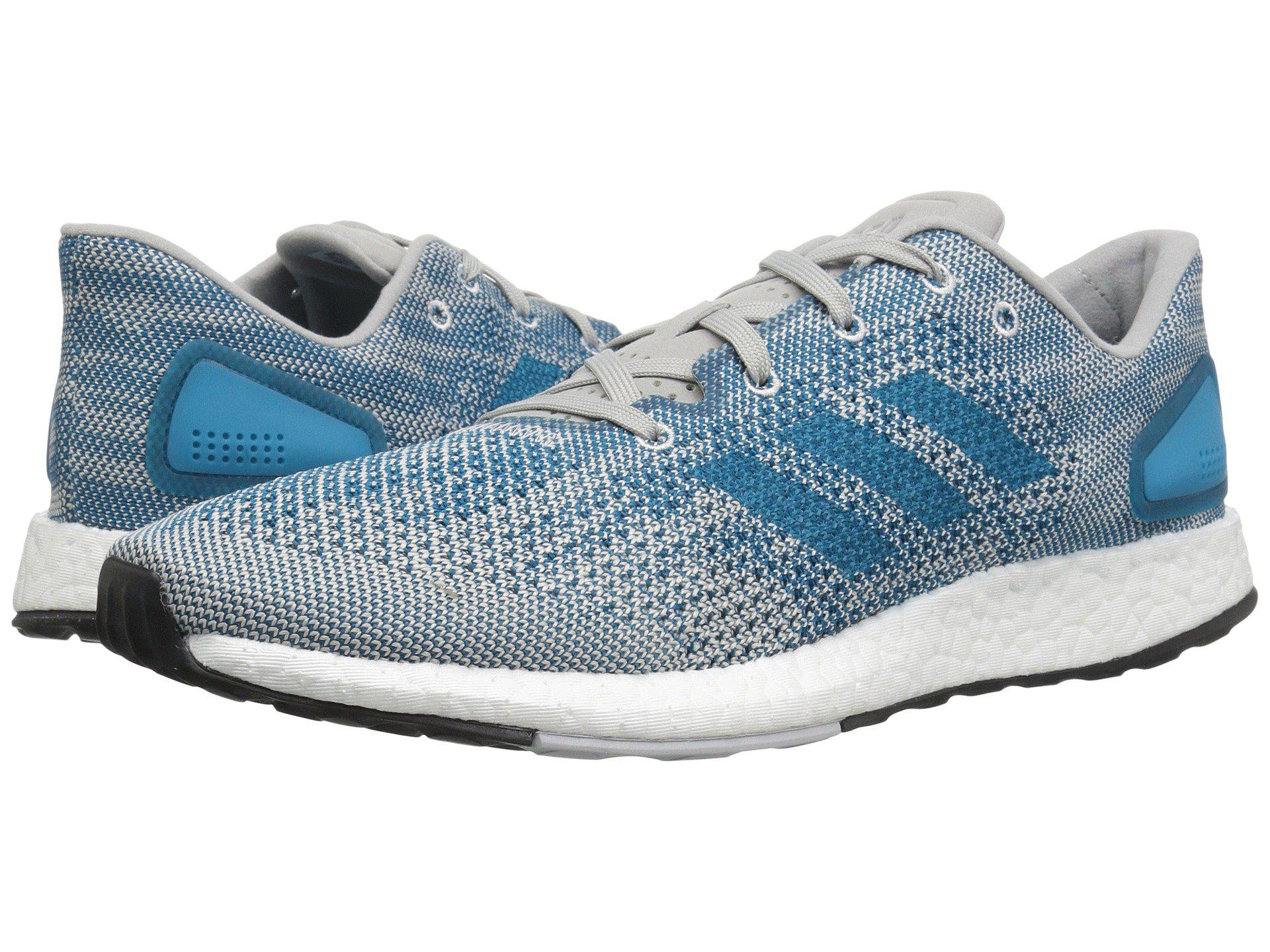 adidas Pure BOOST DPR Mens Running Shoes Men's Blue Fitness