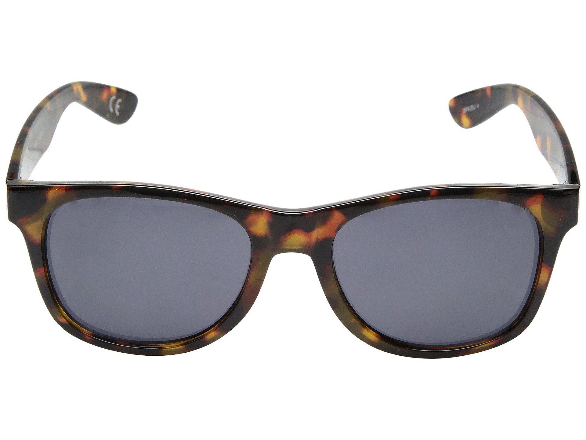 8d7c6ad5fc Vans - Black Spicoli 4 Shades (cheetah Tortoise) Sport Sunglasses - Lyst.  View fullscreen