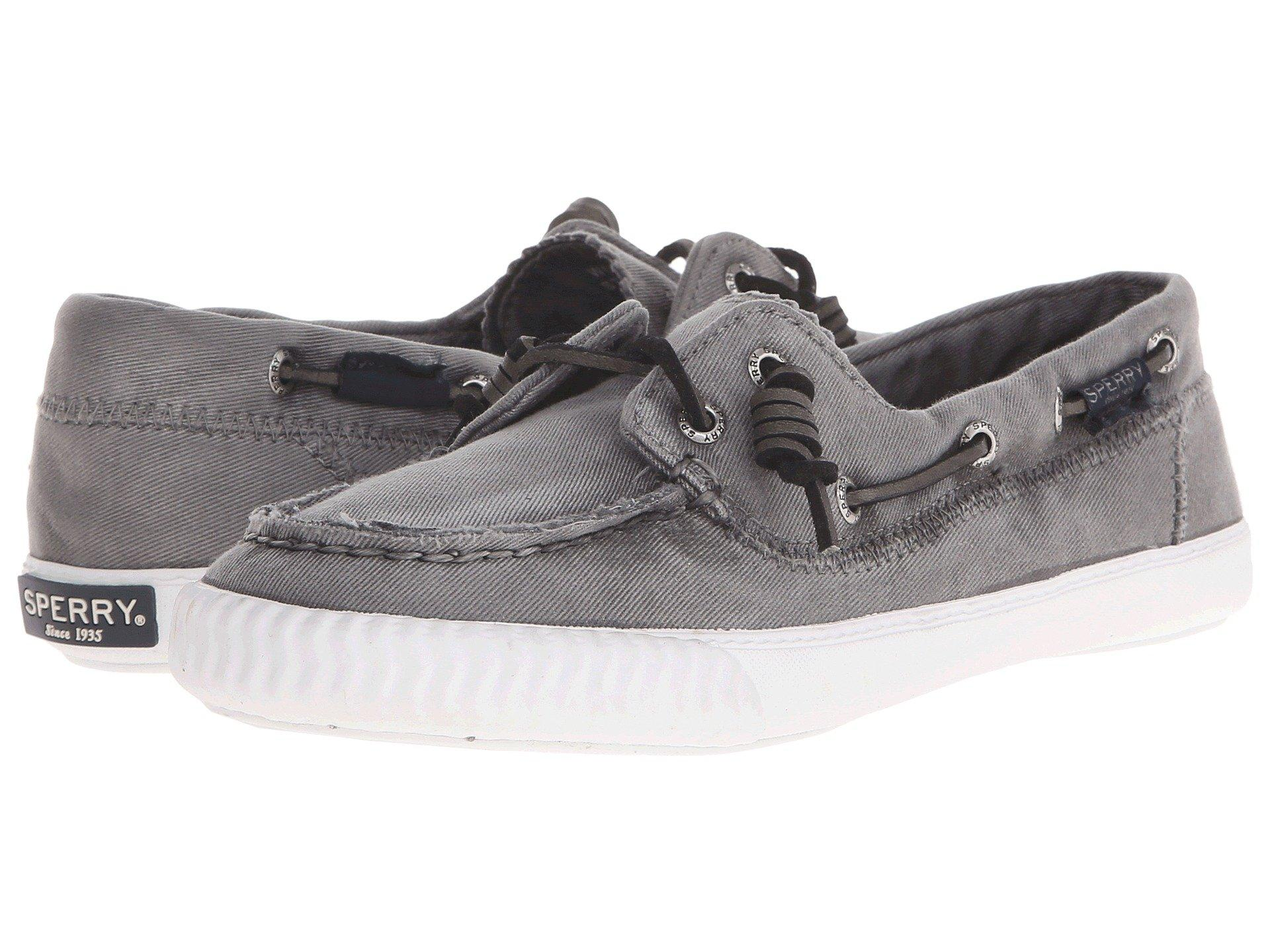 Sperry Top-Sider Canvas Sayel Away