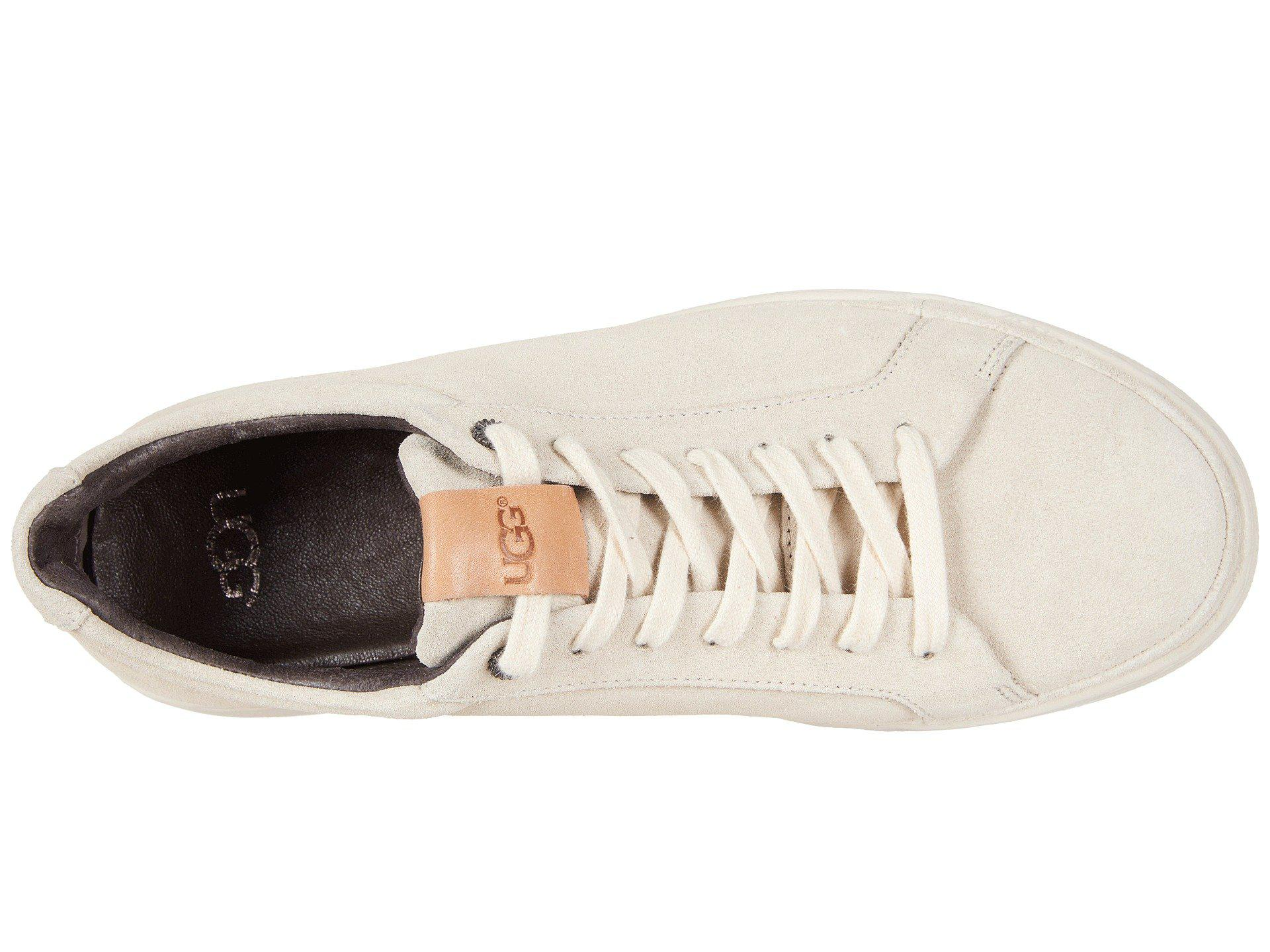 95512a45968 Ugg White Cali Sneaker Low (antilope) Men's Shoes for men
