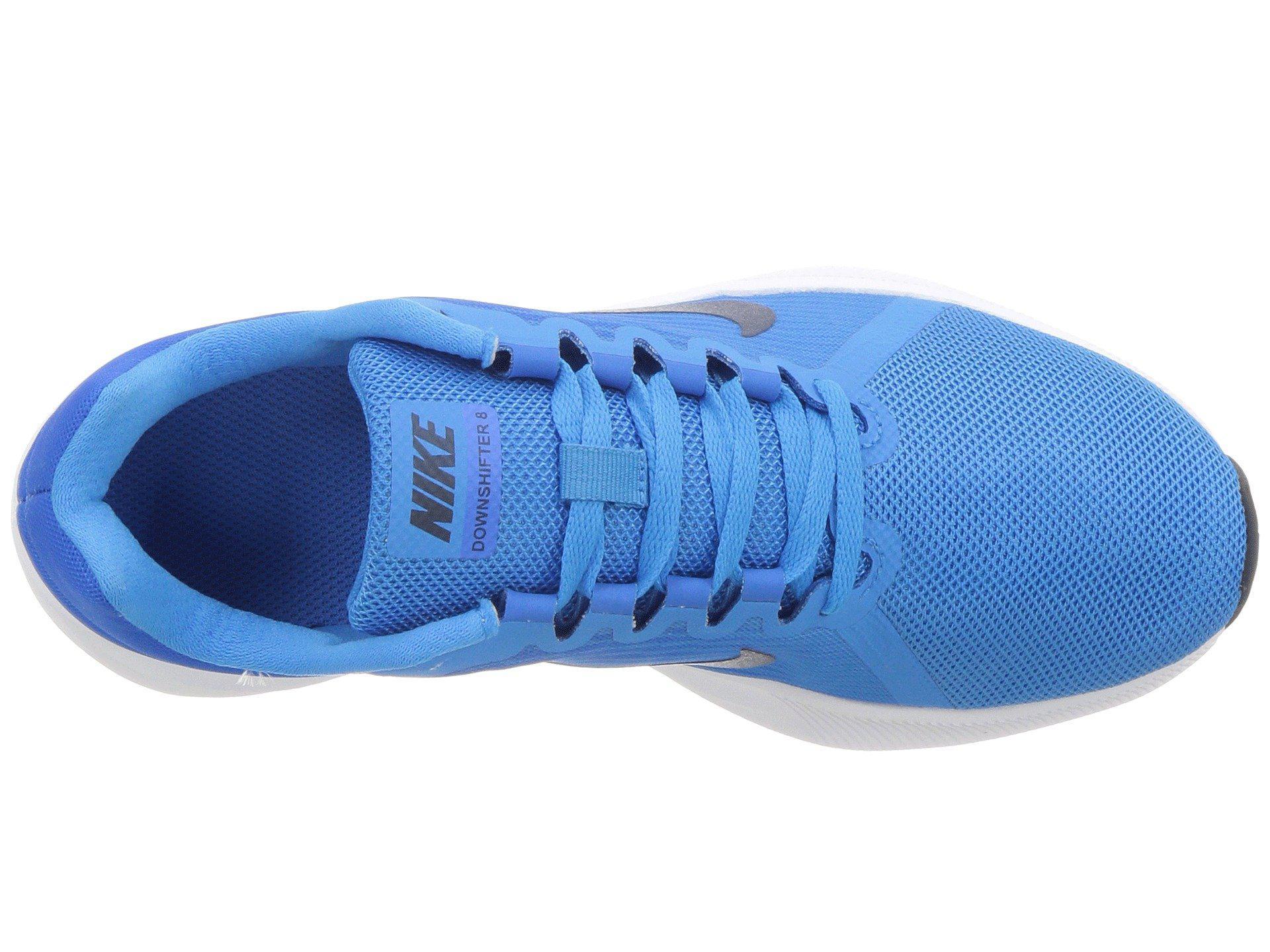 nike downshifter 8 womens blue