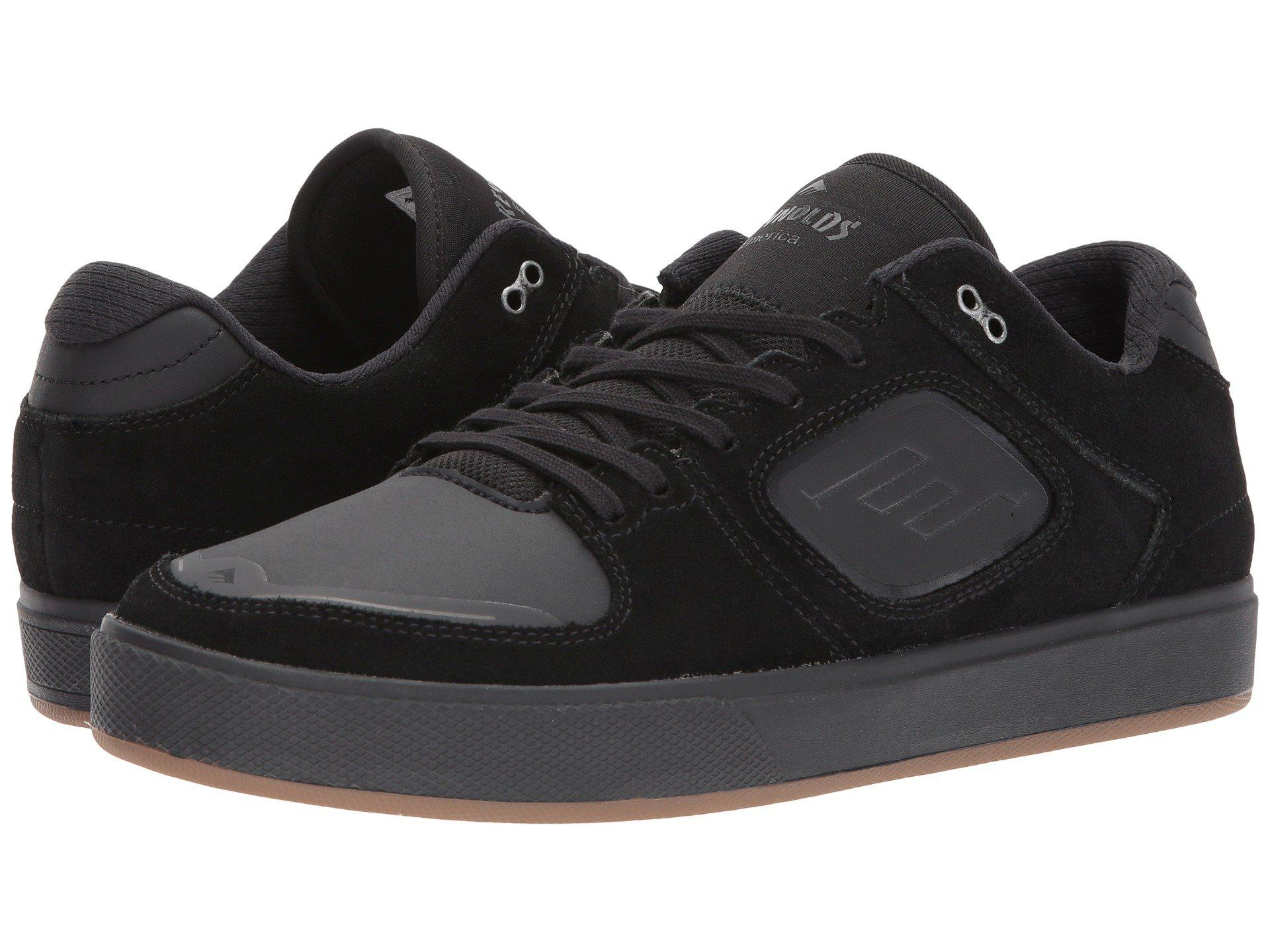 862469250de39e Lyst - Emerica Reynolds G6 (black white) Men s Skate Shoes in Black ...