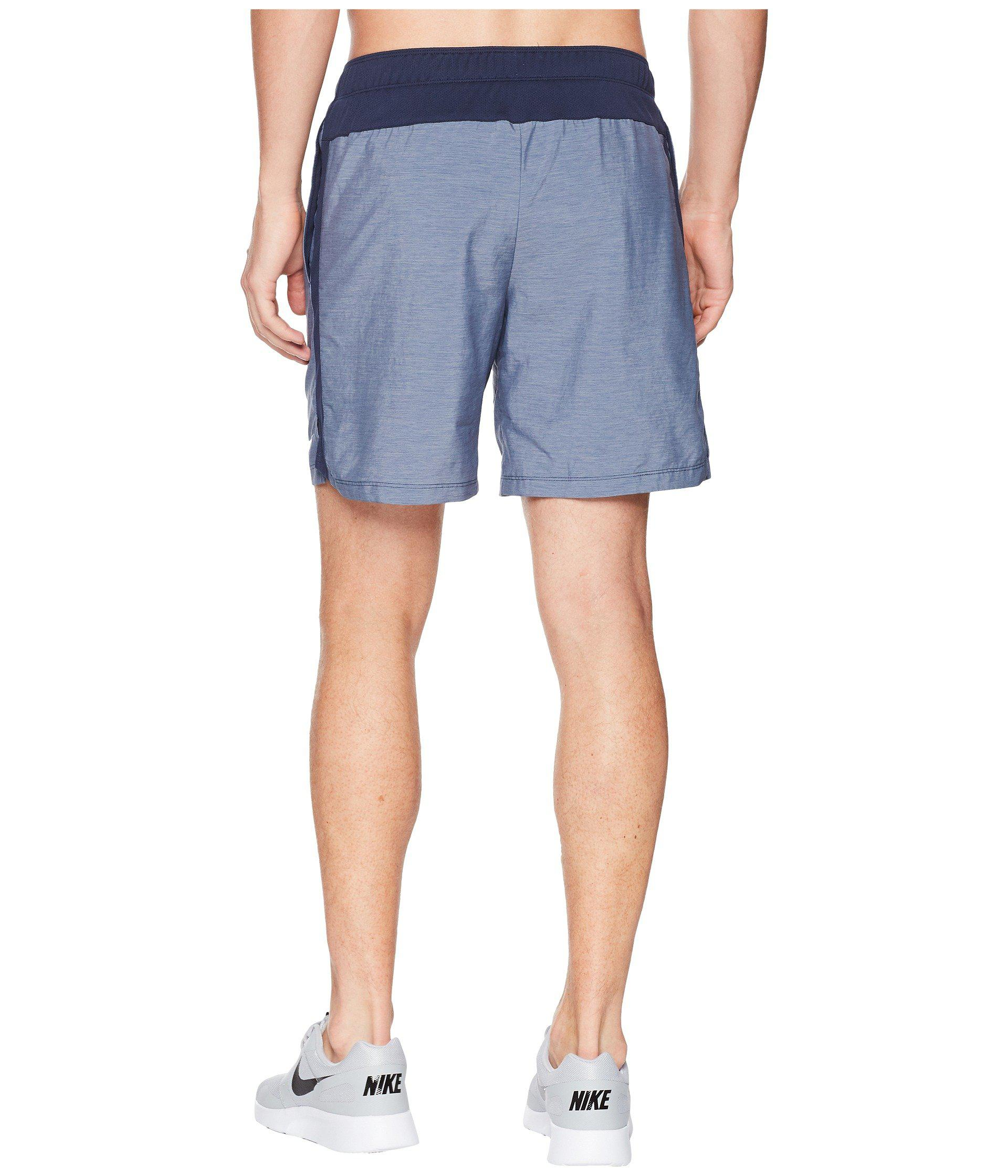 san francisco coupon codes new list Challenger 7 Dri-fit Running Short (green Abyss/green Abyss/hyper Jade)  Men's Shorts