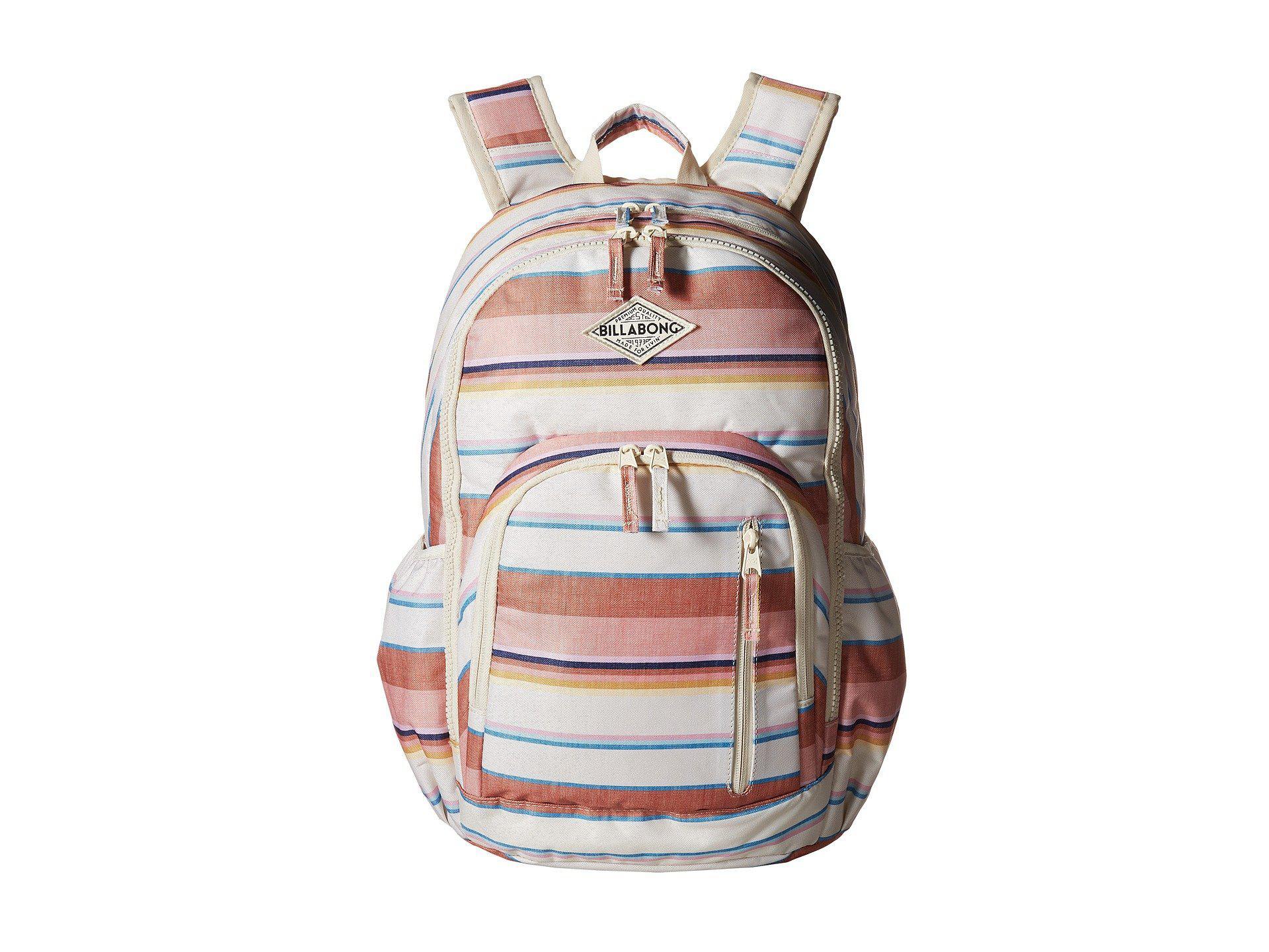 Lyst billabong roadie backpack in white jpg 1920x1440 Billabong roadie  backpack aa5a28838d648