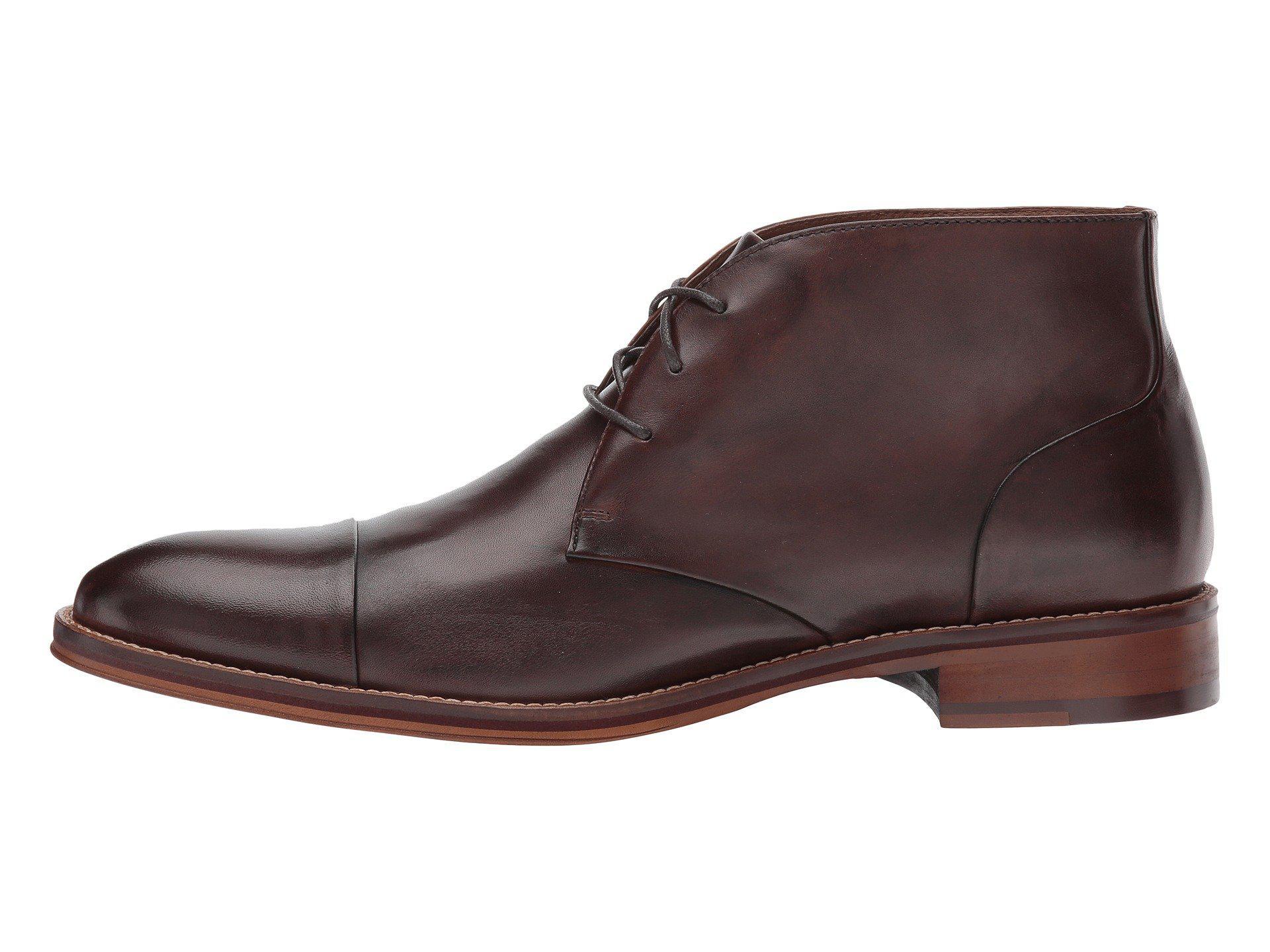 Johnston \u0026 Murphy Leather Conard Casual