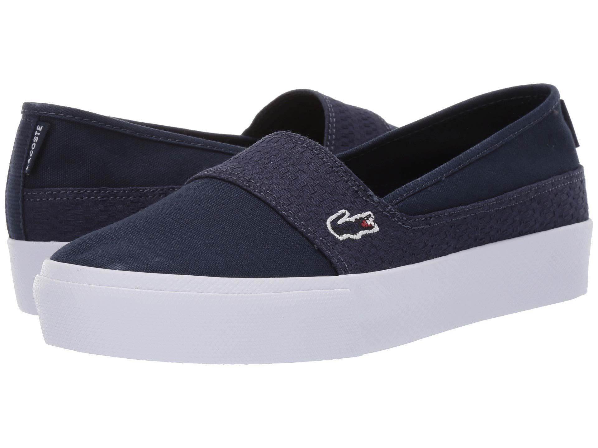 bc5e1c2e0 Lyst - Lacoste Marice Plus Grand 119 2 (white white) Women s Shoes ...