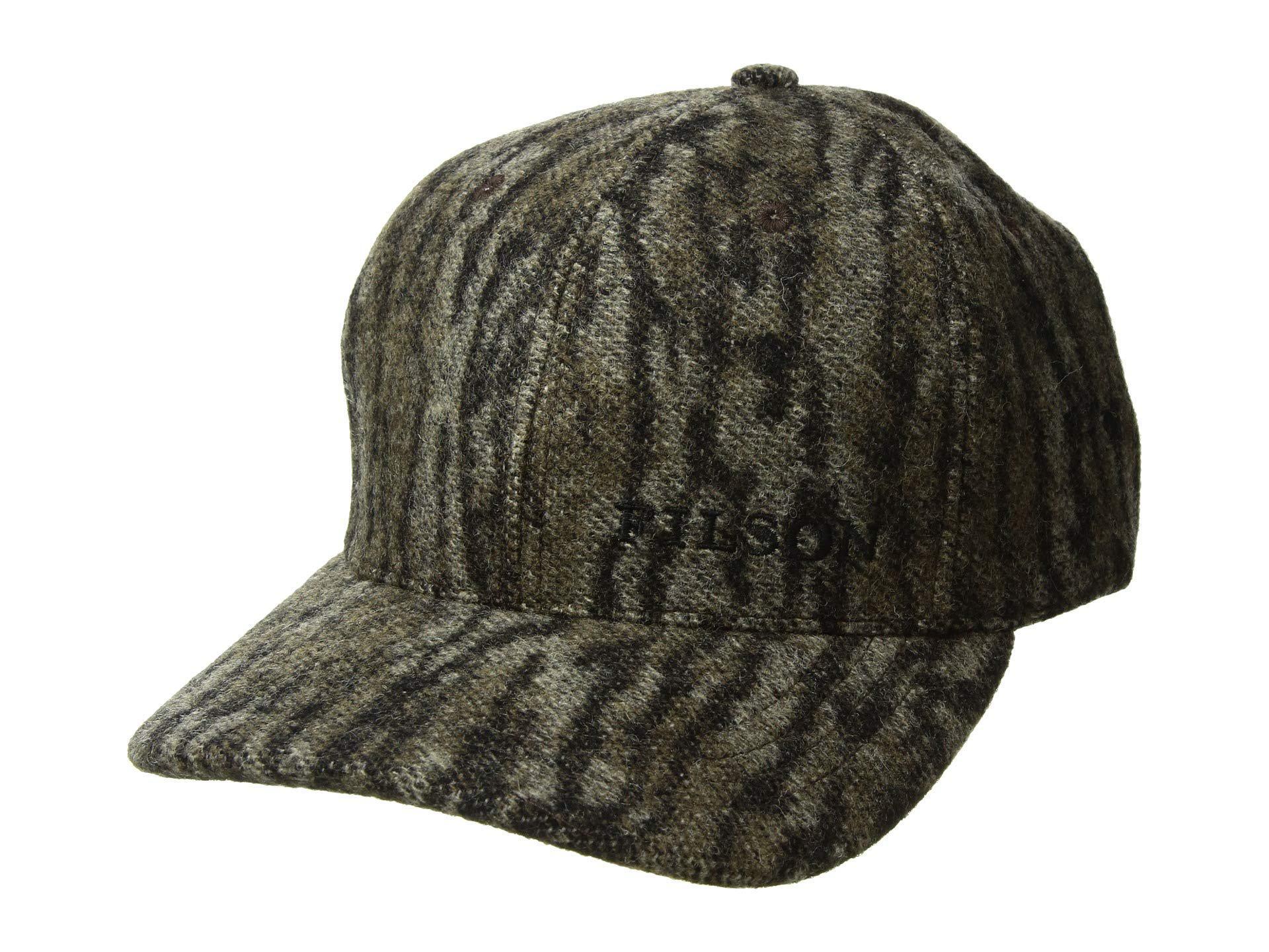 b1caf83a0b2 Lyst - Filson Wool Logger Cap (bottom Land) Caps for Men