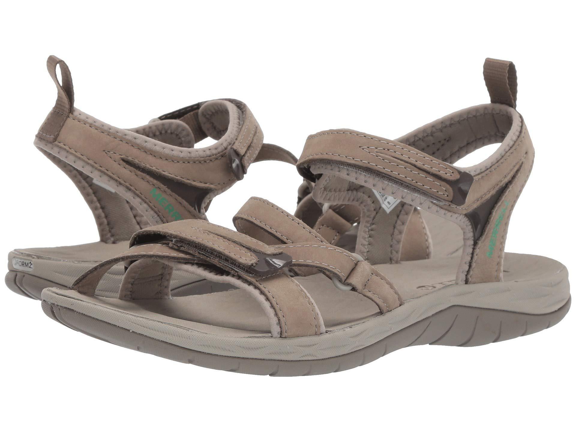 afeb9b93f2ca Merrell - Multicolor Siren Strap Q2 (black) Women s Sandals - Lyst. View  fullscreen
