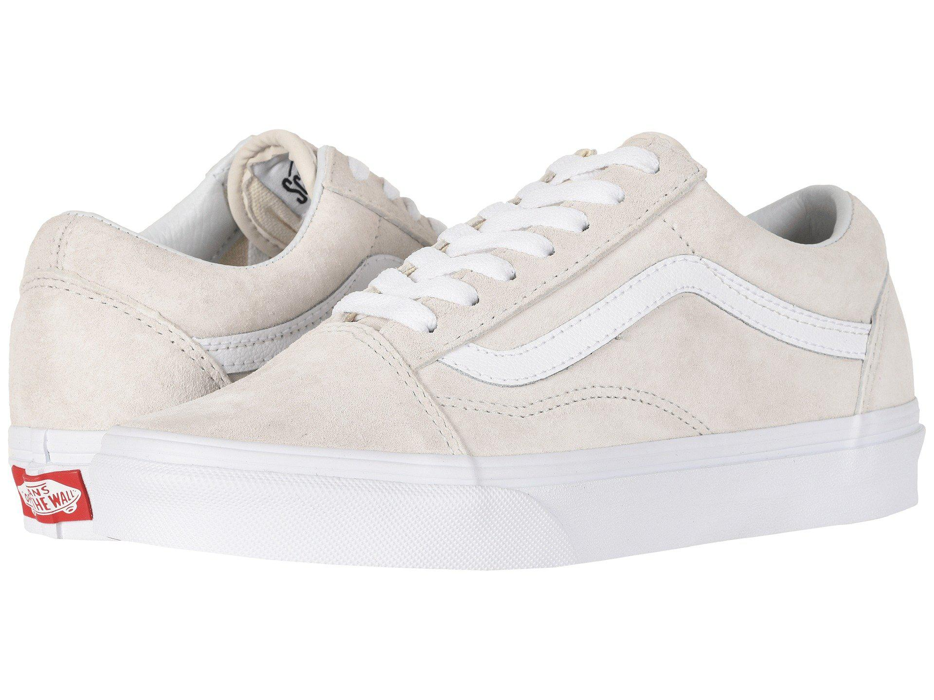 c82df8f8db Skate Outsole Lyst Vans In Skooltm White Old Alloyblack gum Shoes wBpYqaC