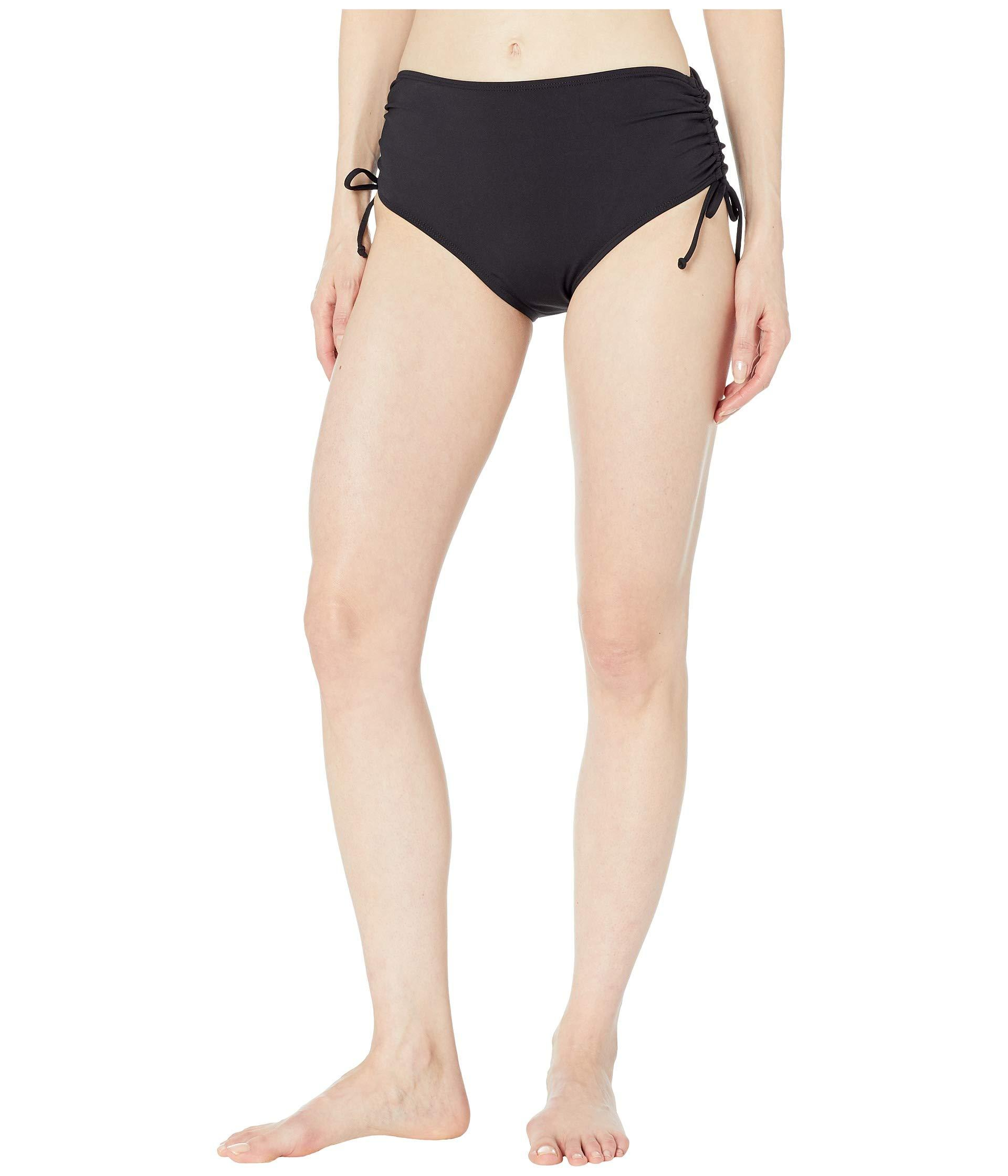 de4d0041474 24th   Ocean. Solids Mid Waist Adjustable Tie Side Pant Bottoms ...