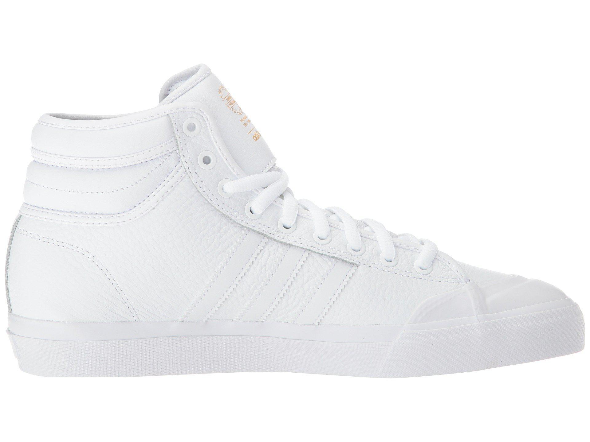 Matchcourt High Rx2 (footwear White