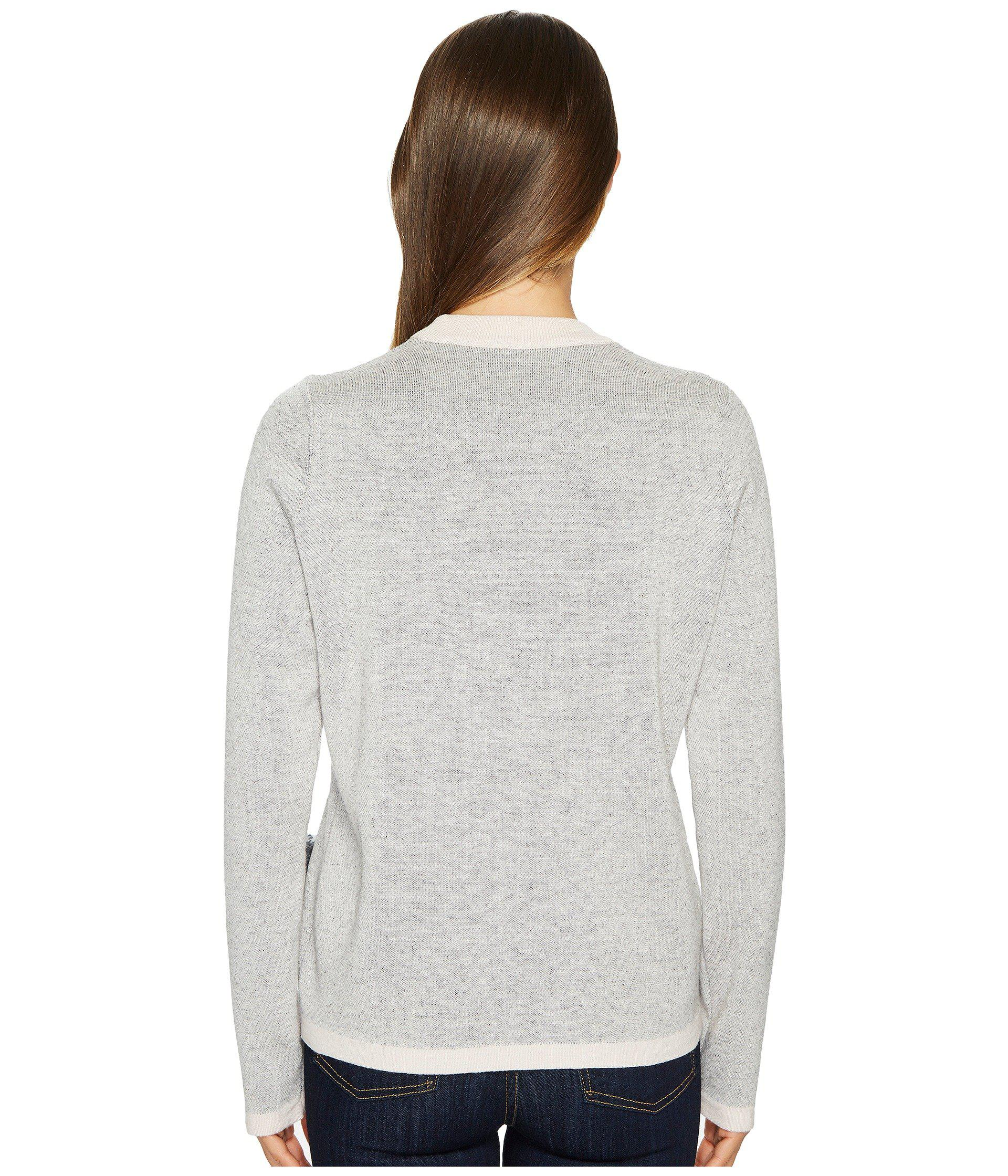 NEW Kate /& Mallory® Fine Gauge Knit Drop Shoulder Color Block Hi-Lo Sweater M 1X