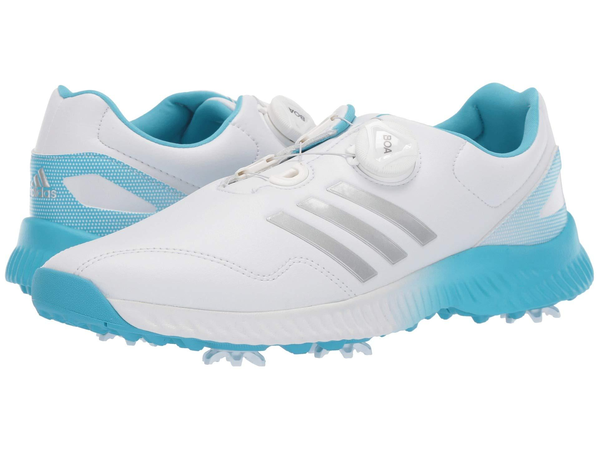4f2b24a24 adidas Originals. Response Bounce Boa (clear Onix footwear White grey) Women s  Golf Shoes