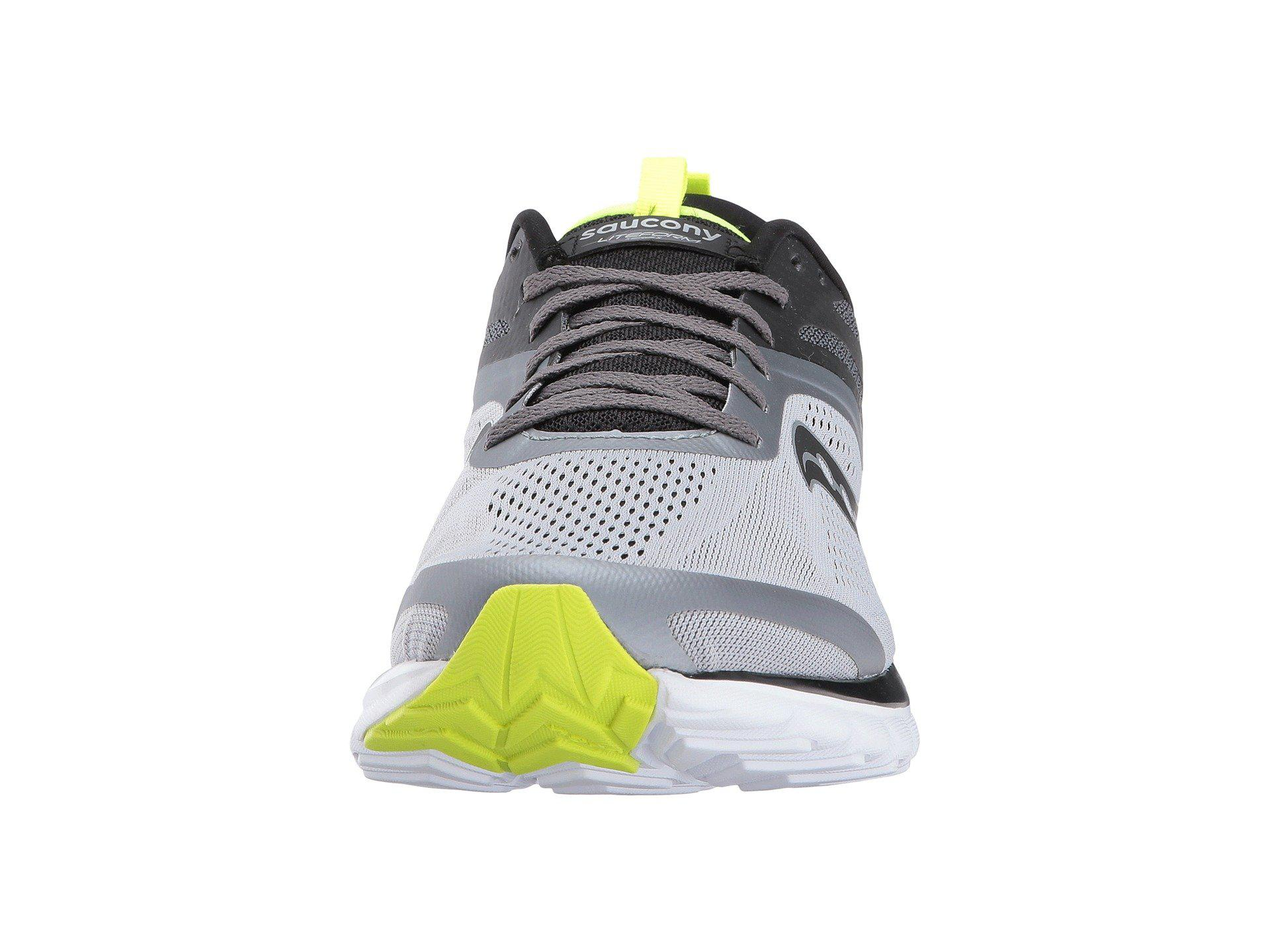 Liteform Miles (grey/black/citron