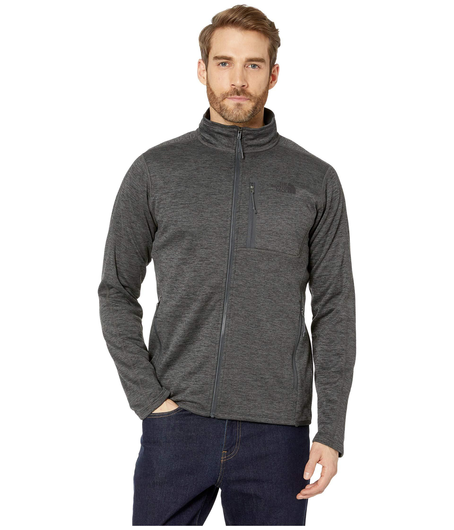 b8cfa96ca Men's Gray Canyonlands Full Zip