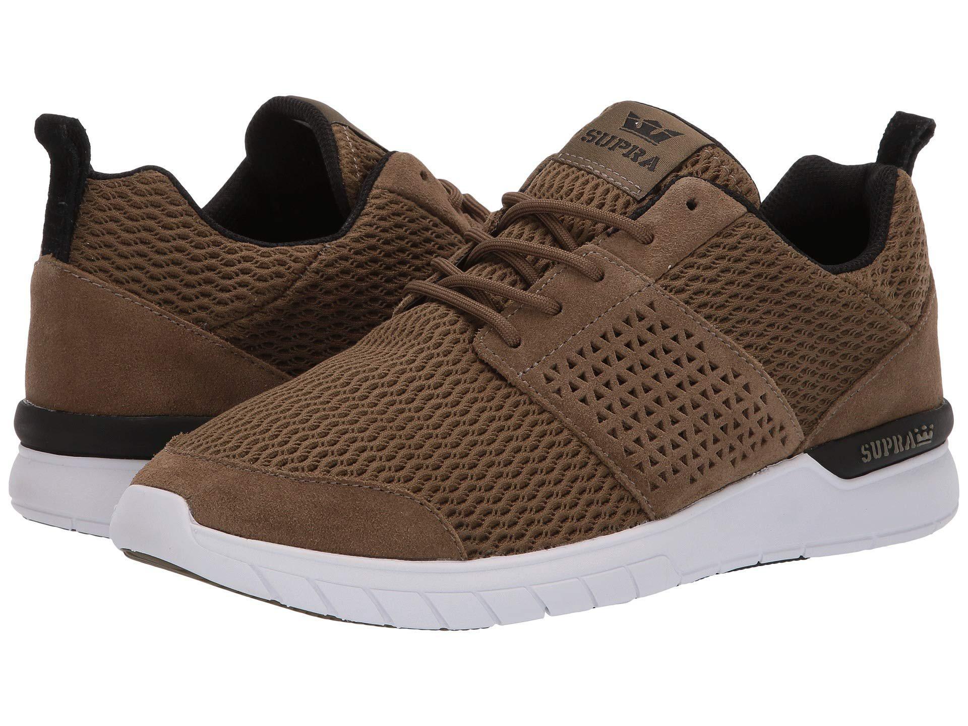 1e8ddc127ab1 Lyst - Supra Scissor (olive olive) Men s Skate Shoes for Men