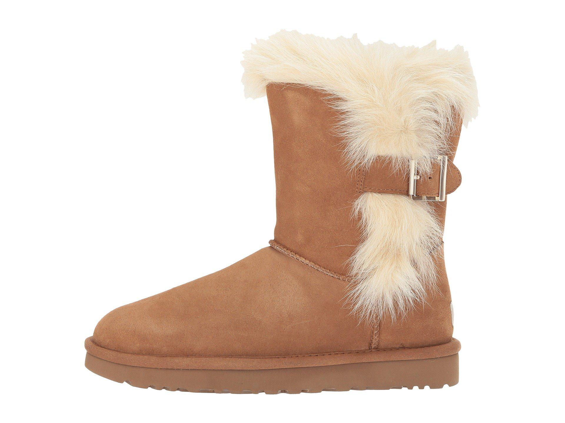 2a980bdaa44 Lyst - UGG Deena (chestnut) Women's Cold Weather Boots in Brown