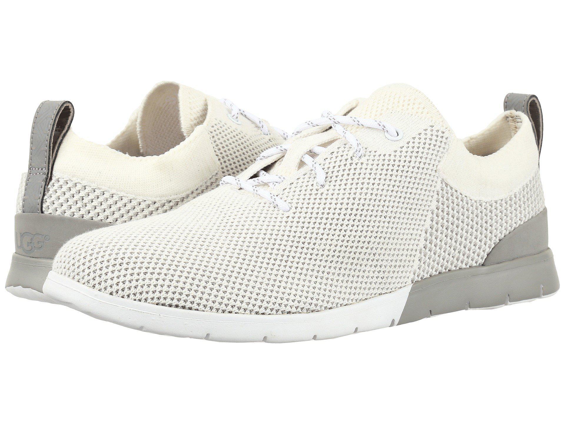 UGG Men's Feli Hyperweave Knit Lace Up Sneakers Vxi1b4EH