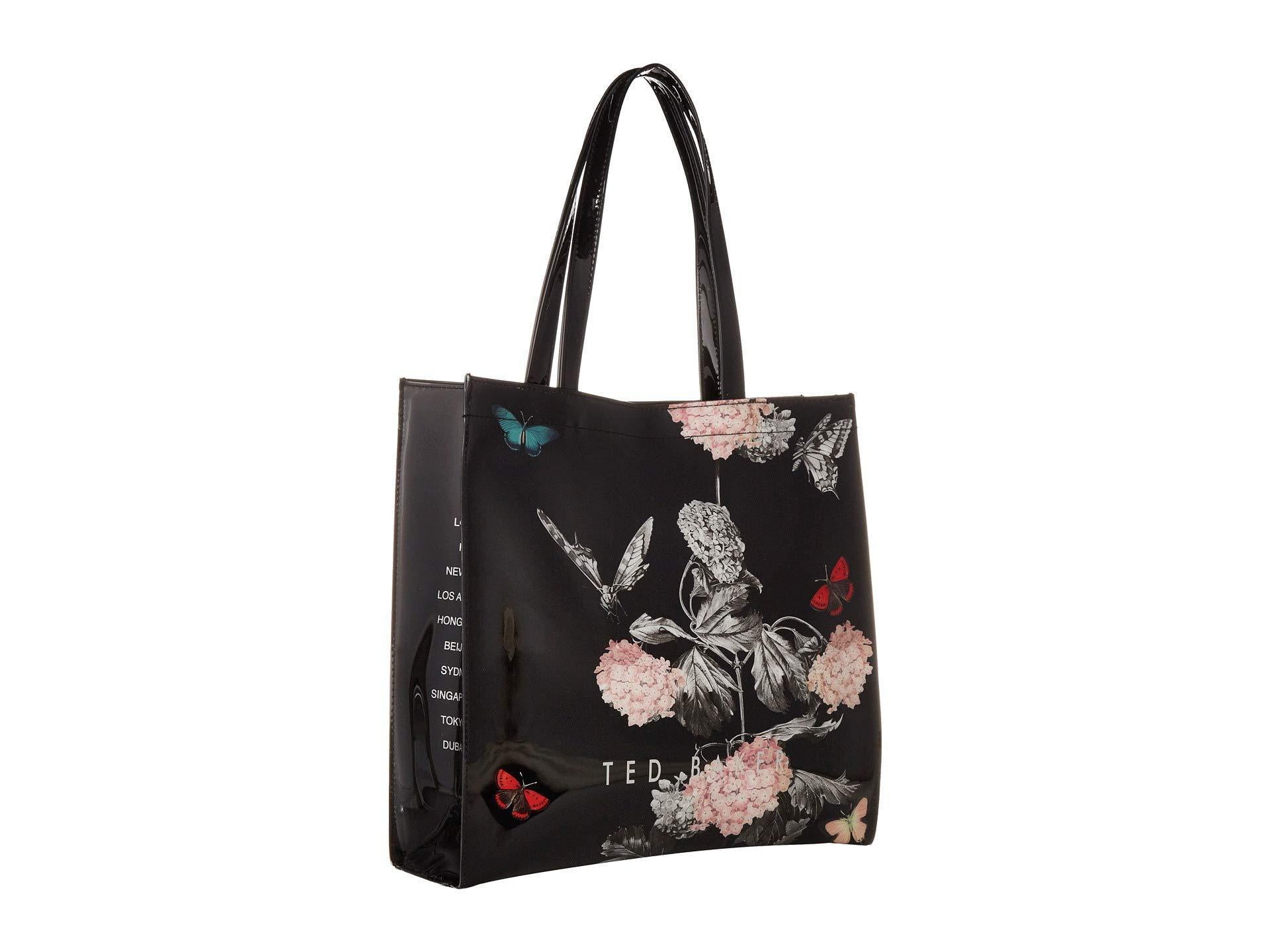 7aa3595fc82cb Lyst - Ted Baker Natacon (black) Handbags in Black