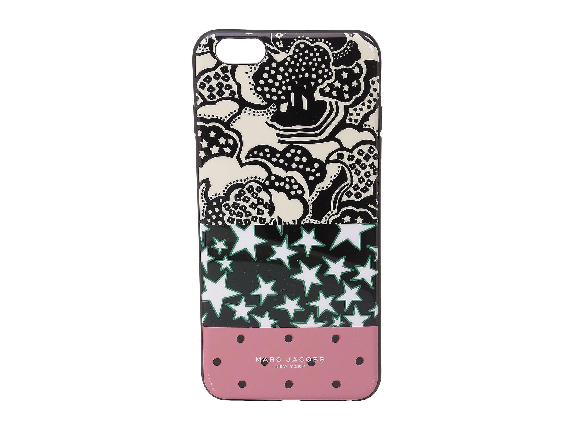 hot sale online 06ffd 51da4 Marc Jacobs Black Phone Cases Landscape Iphone 6s Plus Case