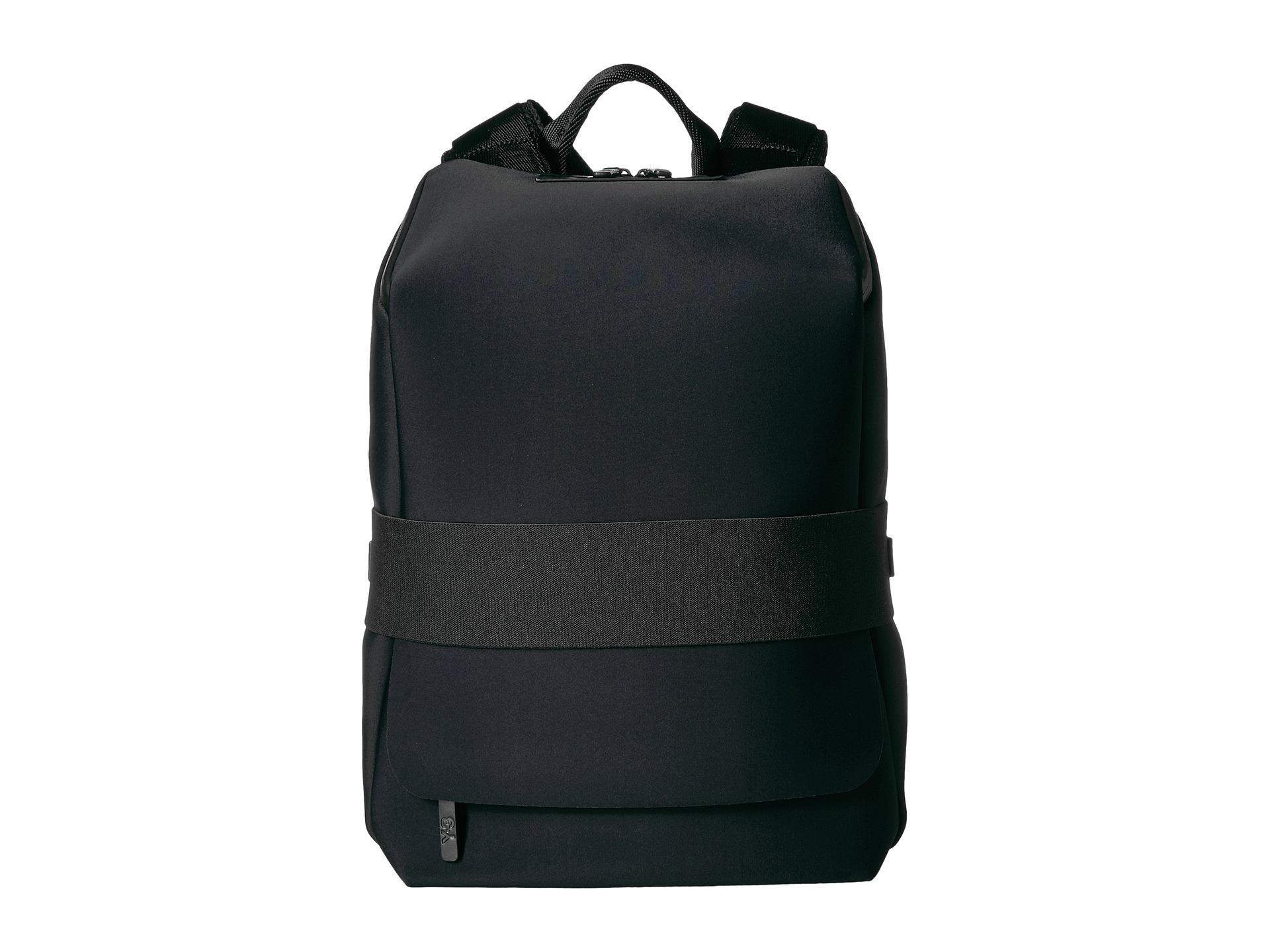 Lyst - Y-3 Qasa Backpack Small in Black for Men 238689c581b0f