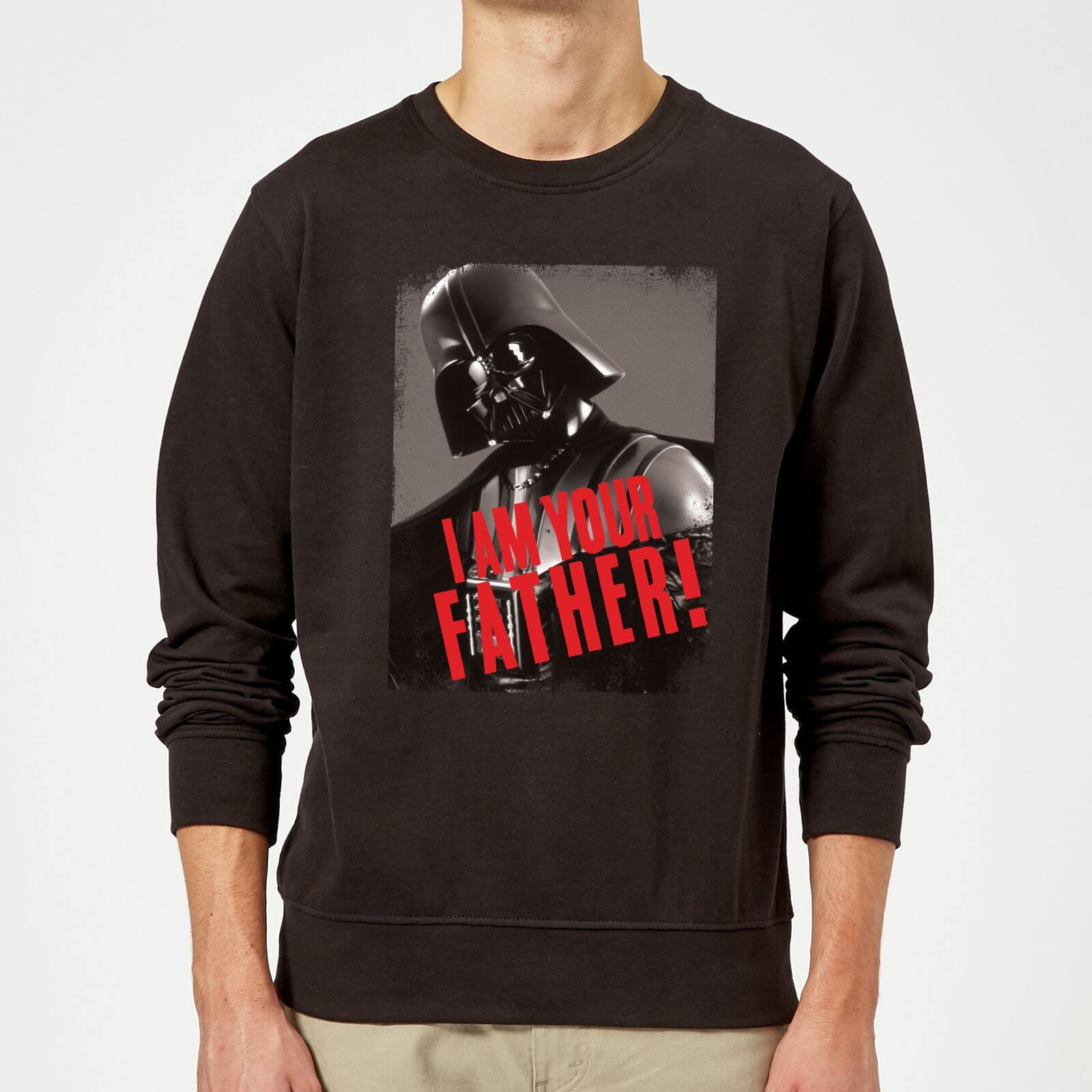 STAR WARS Homme Vader Red Face Sweat-Shirt